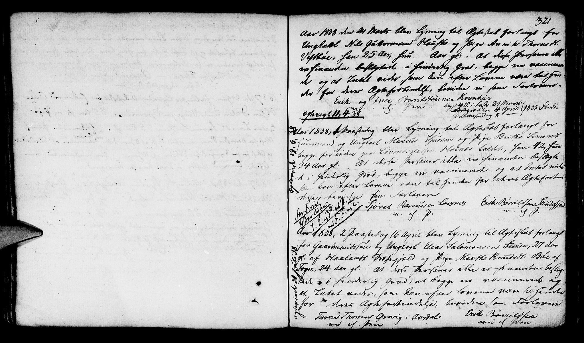 SAST, Finnøy sokneprestkontor, H/Ha/Haa/L0005: Ministerialbok nr. A 5, 1773-1816, s. 321