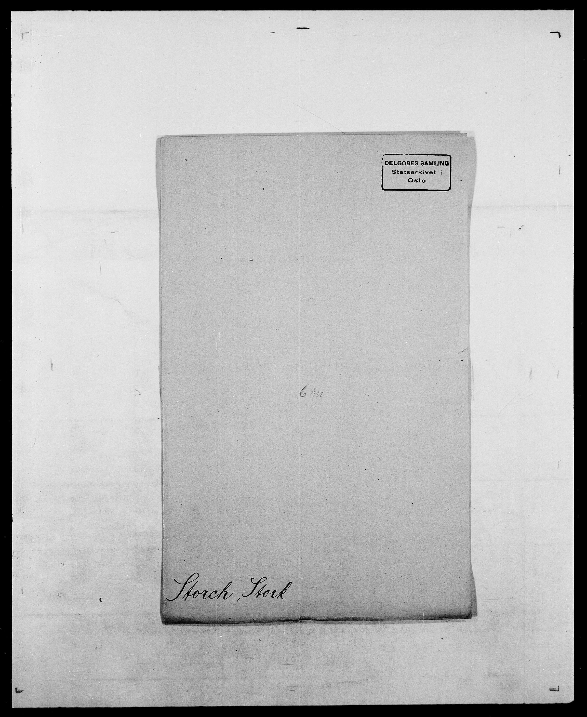 SAO, Delgobe, Charles Antoine - samling, D/Da/L0037: Steen, Sthen, Stein - Svare, Svanige, Svanne, se også Svanning og Schwane, s. 464