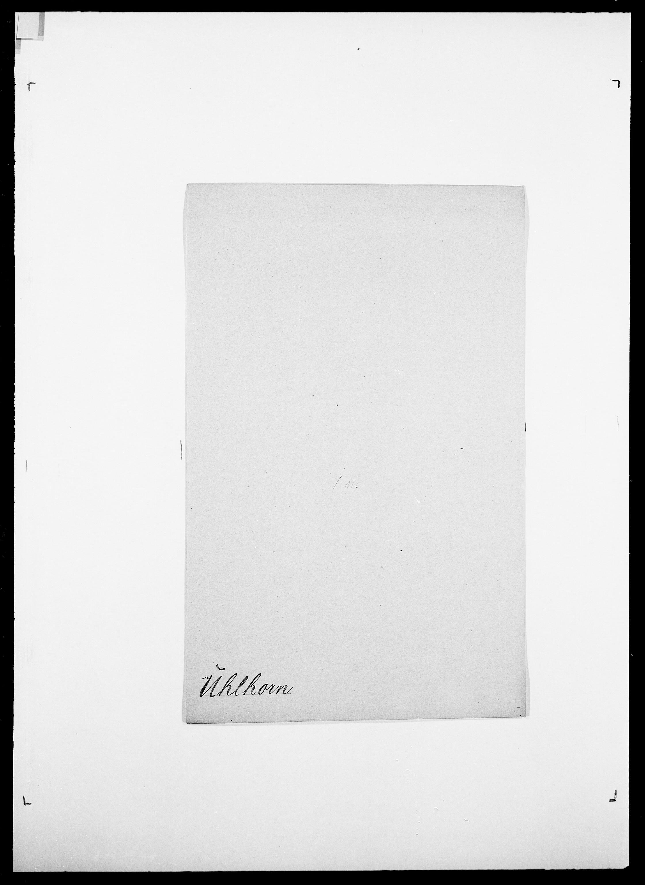 SAO, Delgobe, Charles Antoine - samling, D/Da/L0039: Thorsen - Urup, s. 650