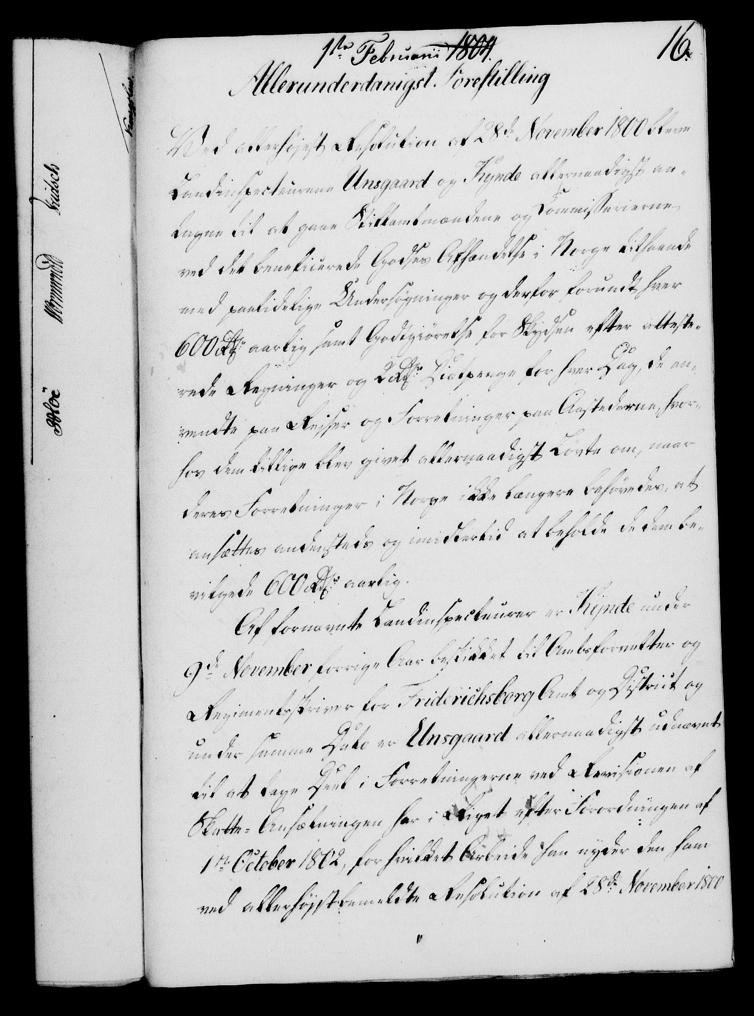 RA, Rentekammeret, Kammerkanselliet, G/Gf/Gfa/L0086: Norsk relasjons- og resolusjonsprotokoll (merket RK 52.86), 1804, s. 144