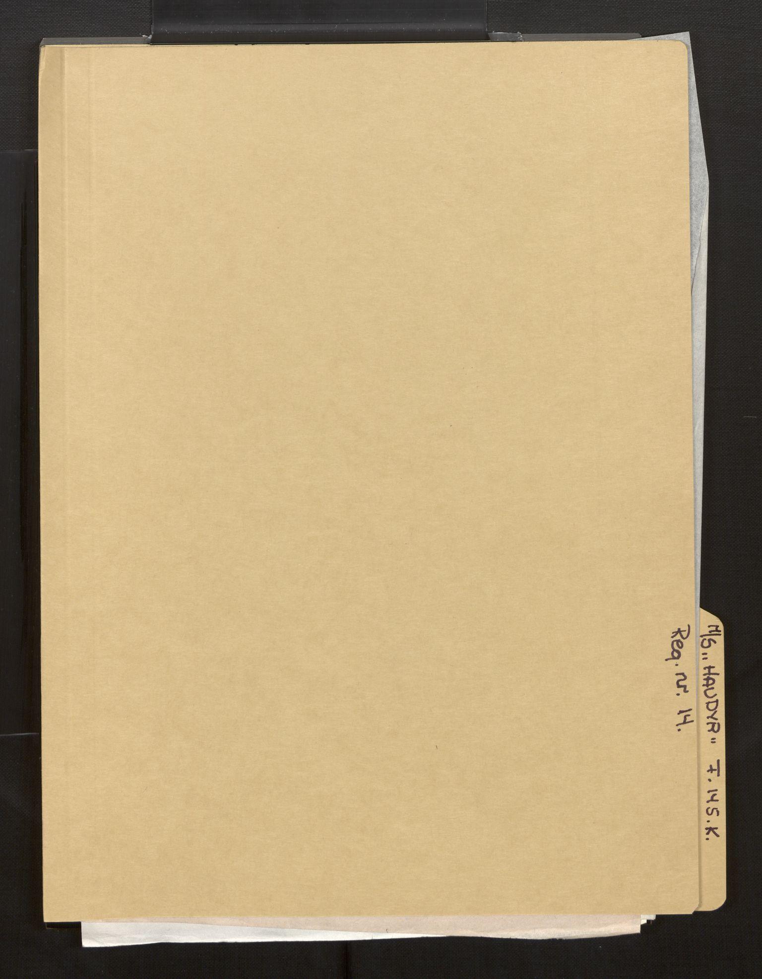 SAB, Fiskeridirektoratet - 1 Adm. ledelse - 13 Båtkontoret, La/L0042: Statens krigsforsikring for fiskeflåten, 1936-1971, s. 568