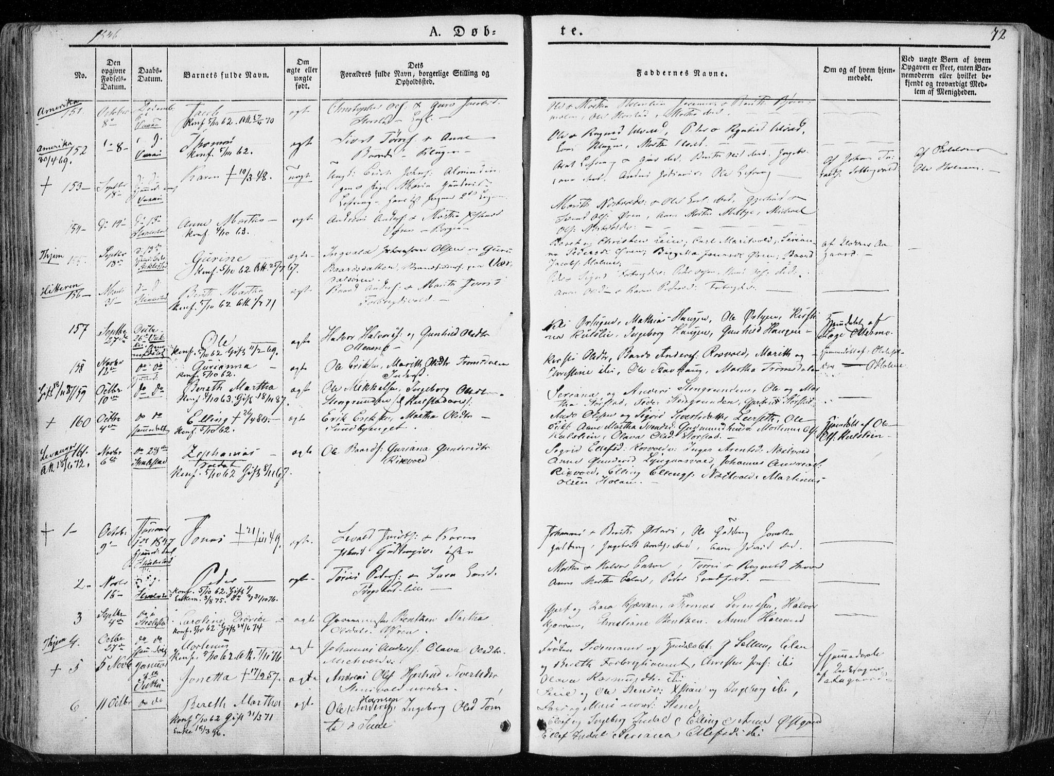 SAT, Ministerialprotokoller, klokkerbøker og fødselsregistre - Nord-Trøndelag, 723/L0239: Ministerialbok nr. 723A08, 1841-1851, s. 72