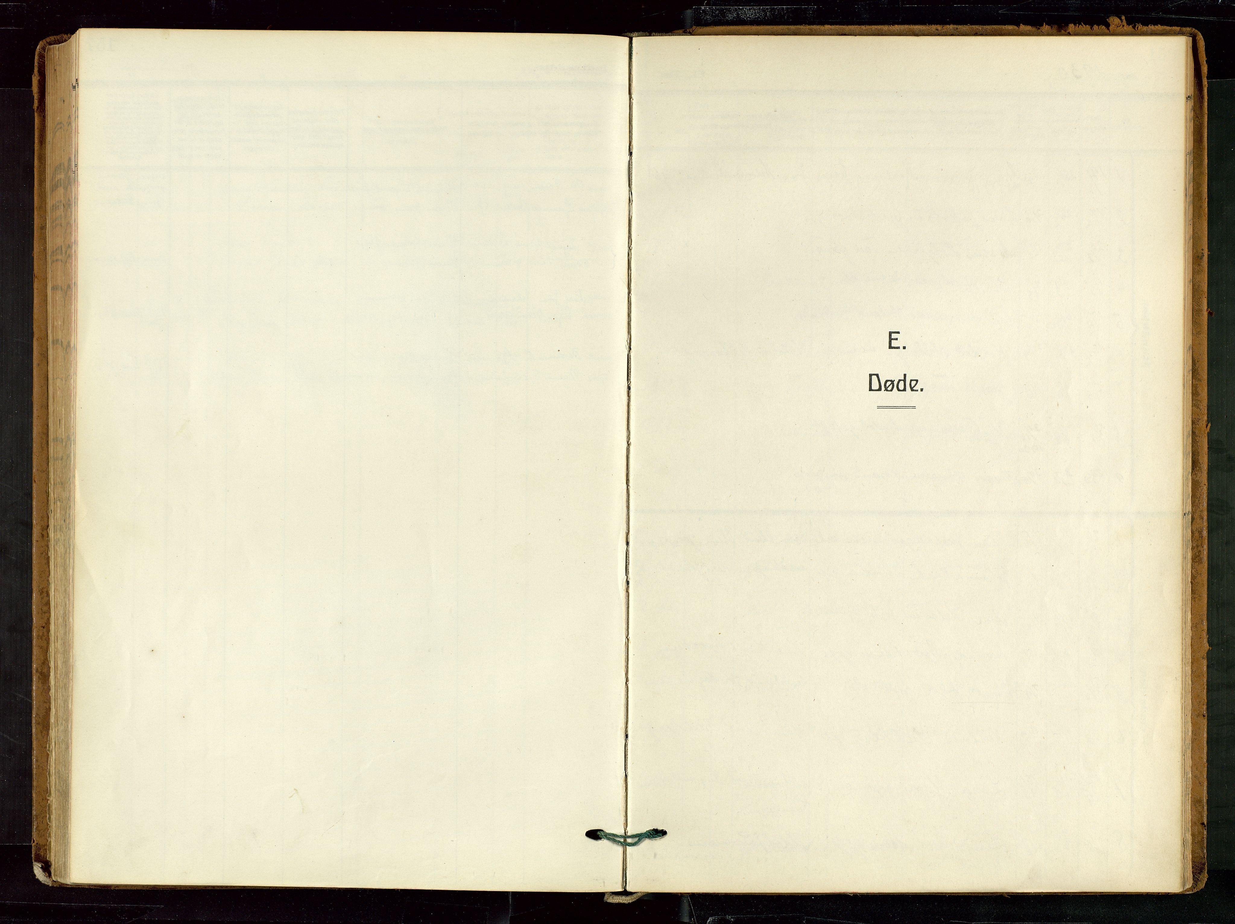 SAST, Strand sokneprestkontor, H/Ha/Haa/L0012: Ministerialbok nr. A 12, 1927-1946