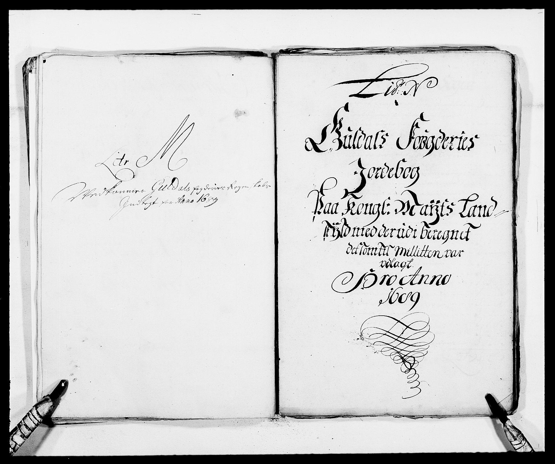 RA, Rentekammeret inntil 1814, Reviderte regnskaper, Fogderegnskap, R59/L3940: Fogderegnskap Gauldal, 1689-1690, s. 130