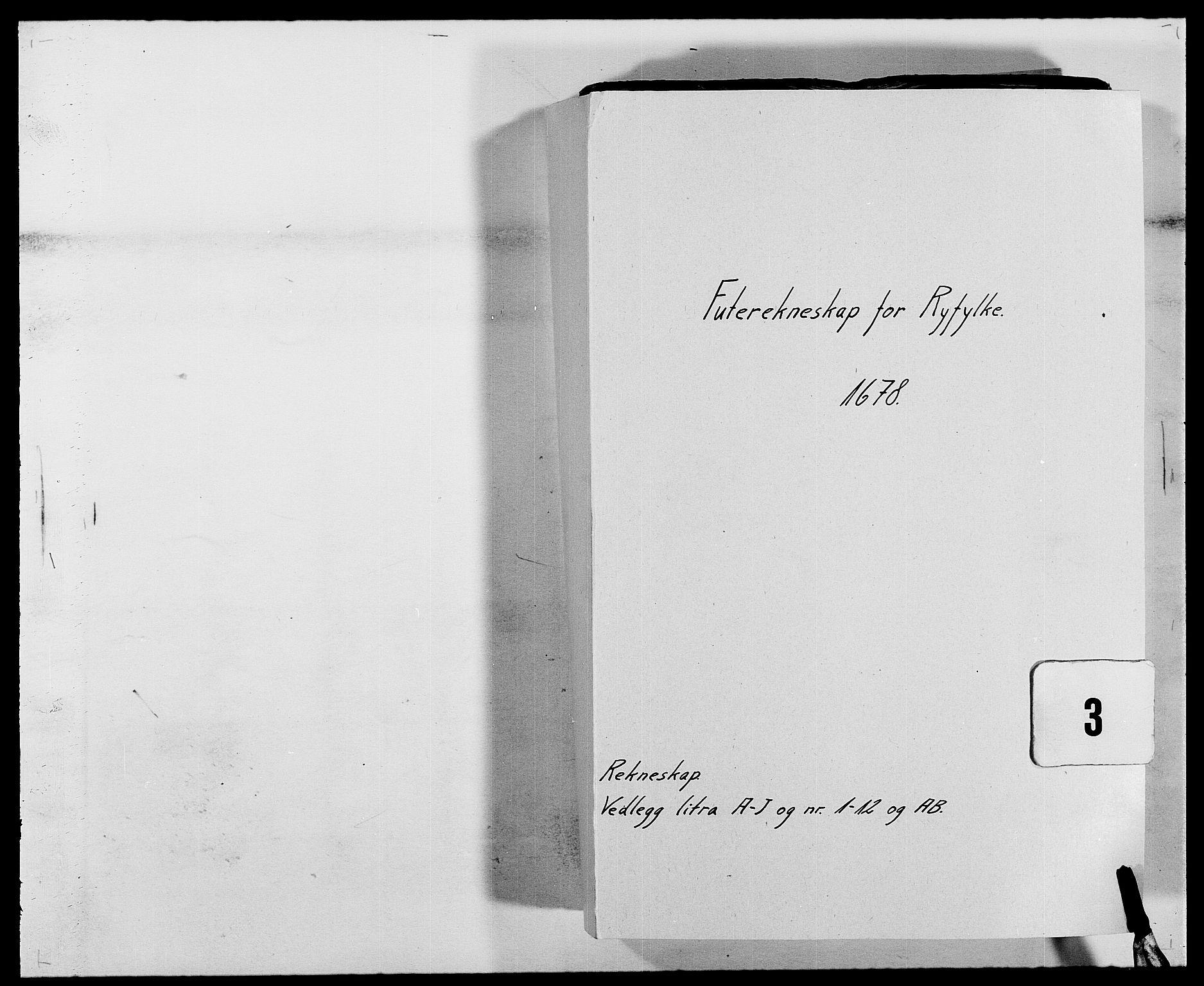 RA, Rentekammeret inntil 1814, Reviderte regnskaper, Fogderegnskap, R47/L2848: Fogderegnskap Ryfylke, 1678, s. 52