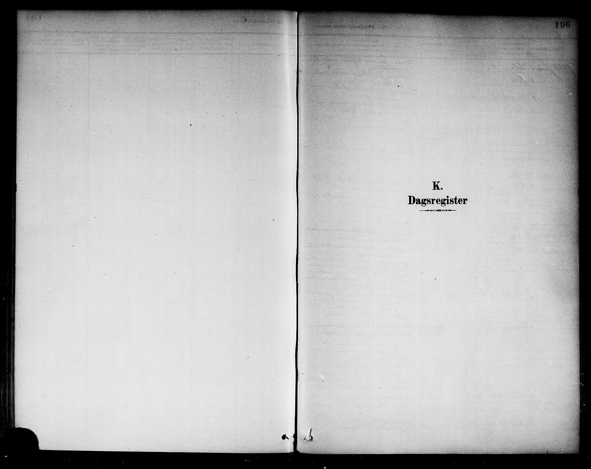 SAB, Selje sokneprestembete*, Ministerialbok nr. B 1, 1881-1890, s. 196