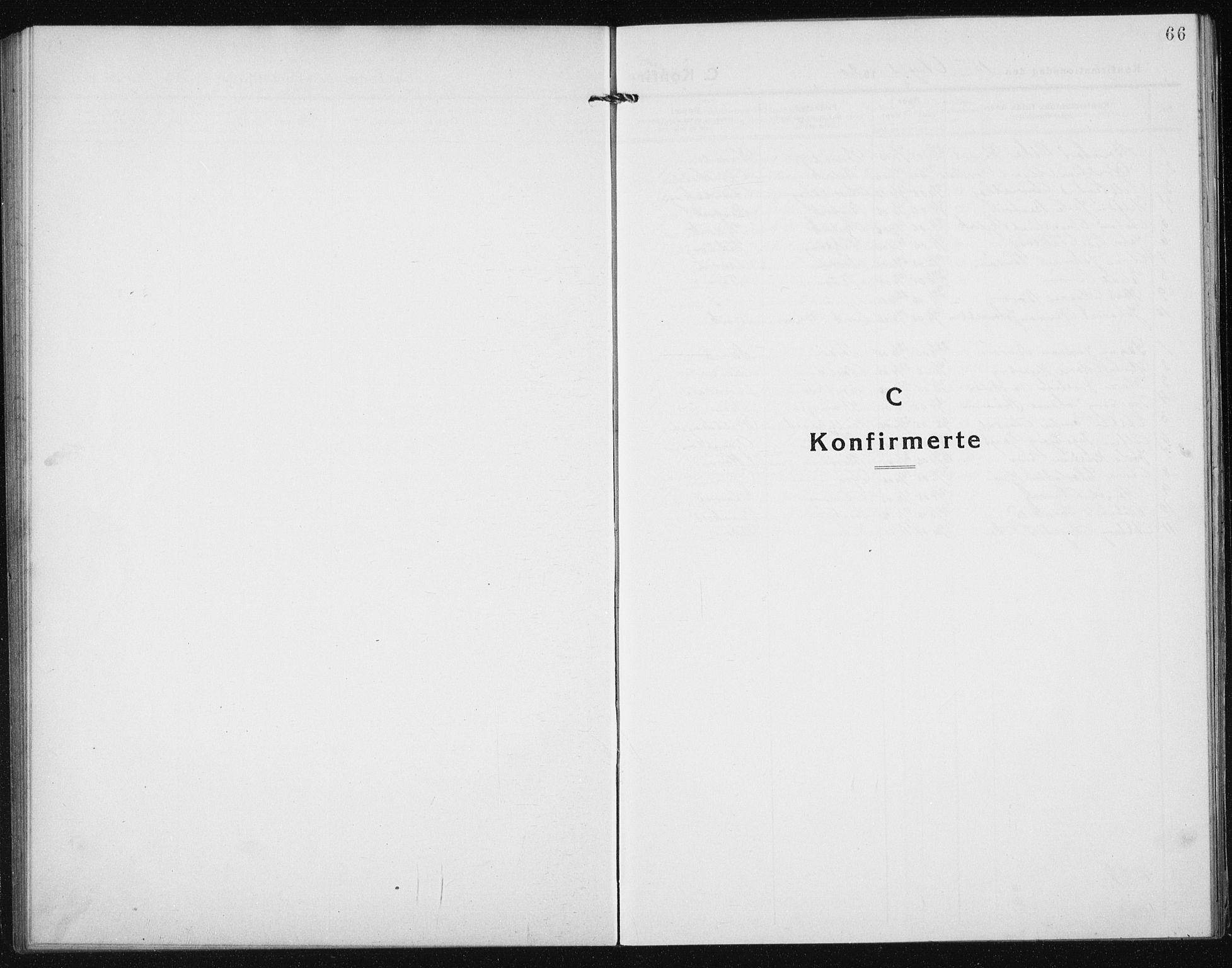 SAT, Ministerialprotokoller, klokkerbøker og fødselsregistre - Sør-Trøndelag, 635/L0554: Klokkerbok nr. 635C02, 1919-1942, s. 66
