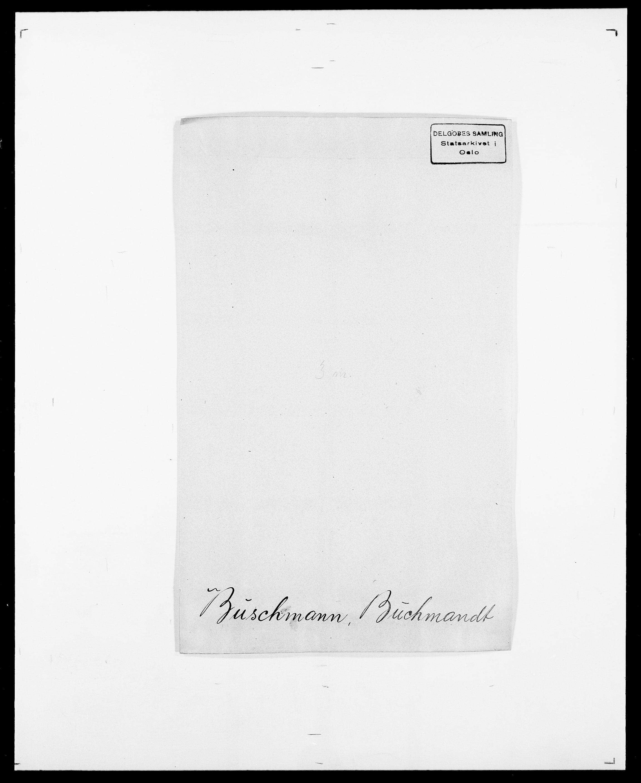 SAO, Delgobe, Charles Antoine - samling, D/Da/L0007: Buaas - Caphengst, s. 475