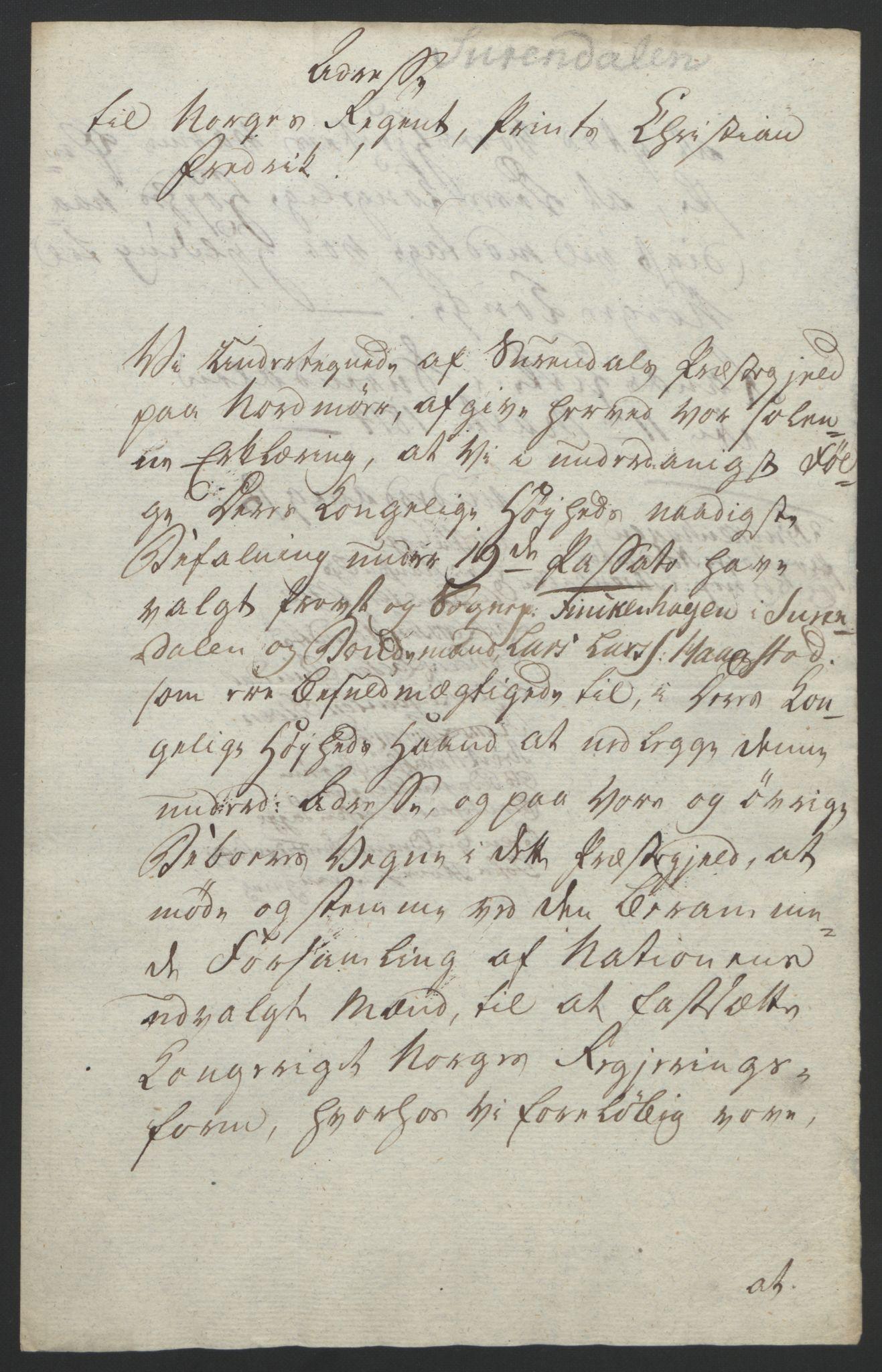 RA, Statsrådssekretariatet, D/Db/L0008: Fullmakter for Eidsvollsrepresentantene i 1814. , 1814, s. 404