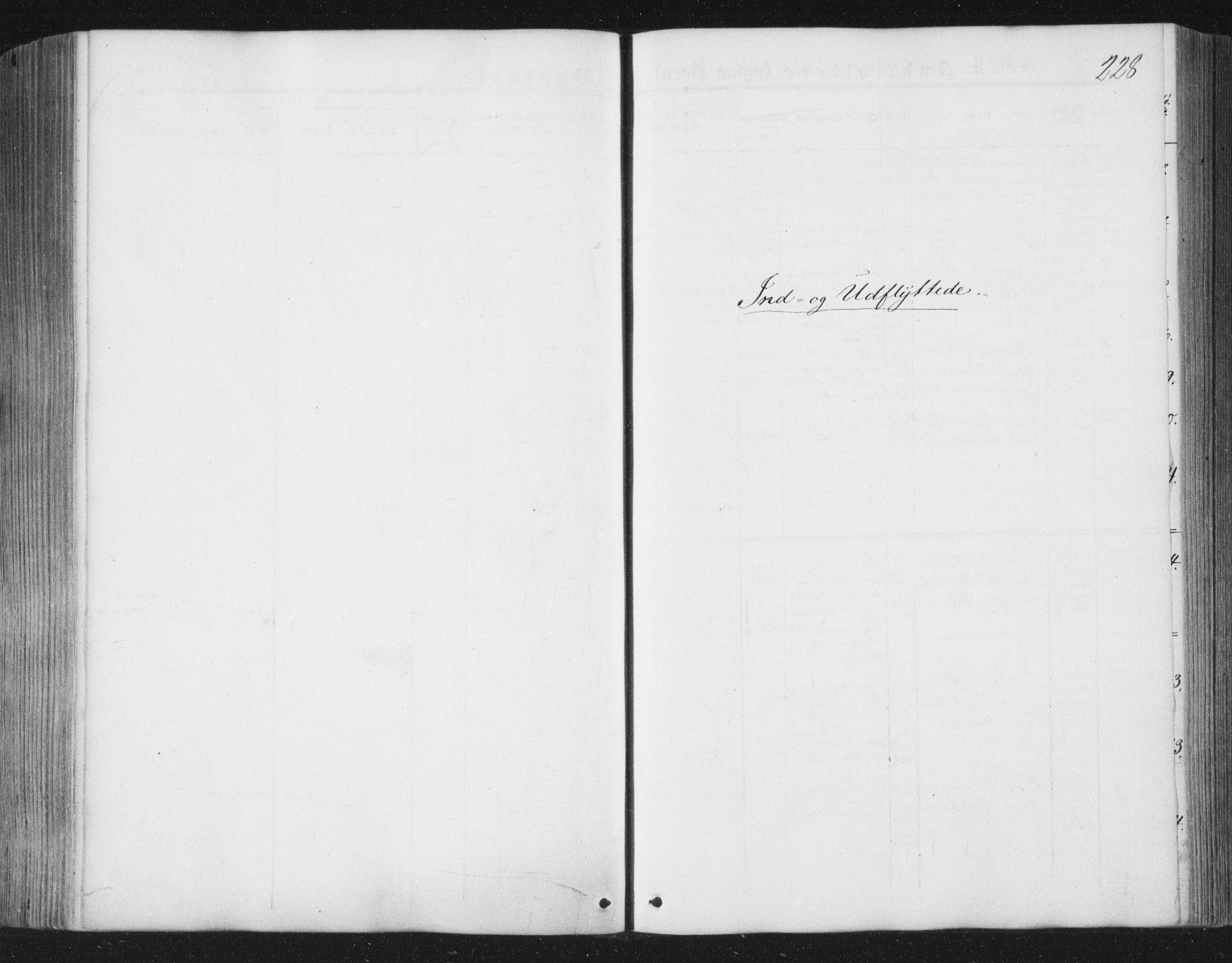 SAT, Ministerialprotokoller, klokkerbøker og fødselsregistre - Nord-Trøndelag, 749/L0472: Ministerialbok nr. 749A06, 1857-1873, s. 228