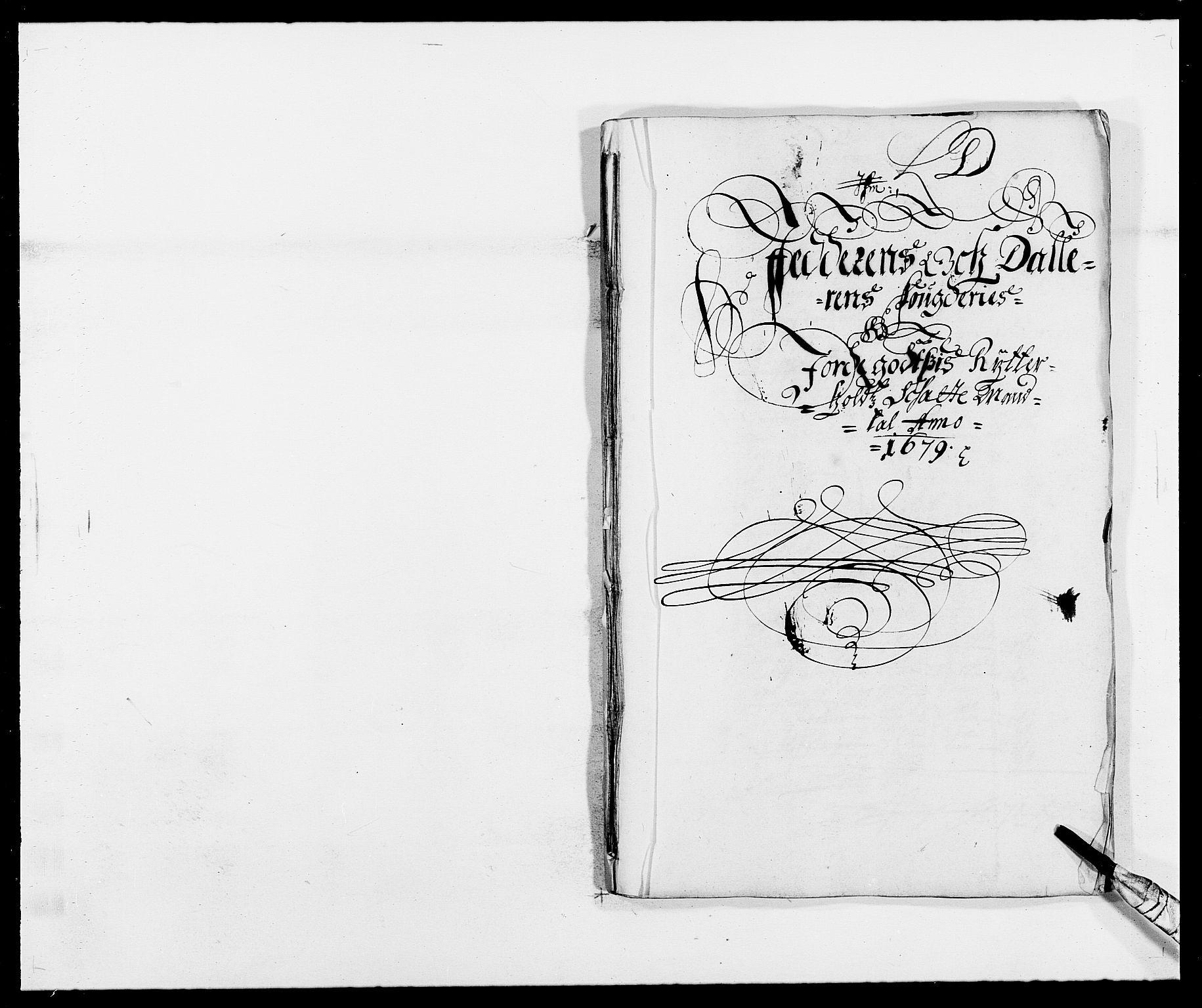 RA, Rentekammeret inntil 1814, Reviderte regnskaper, Fogderegnskap, R46/L2719: Fogderegnskap Jæren og Dalane, 1679, s. 105