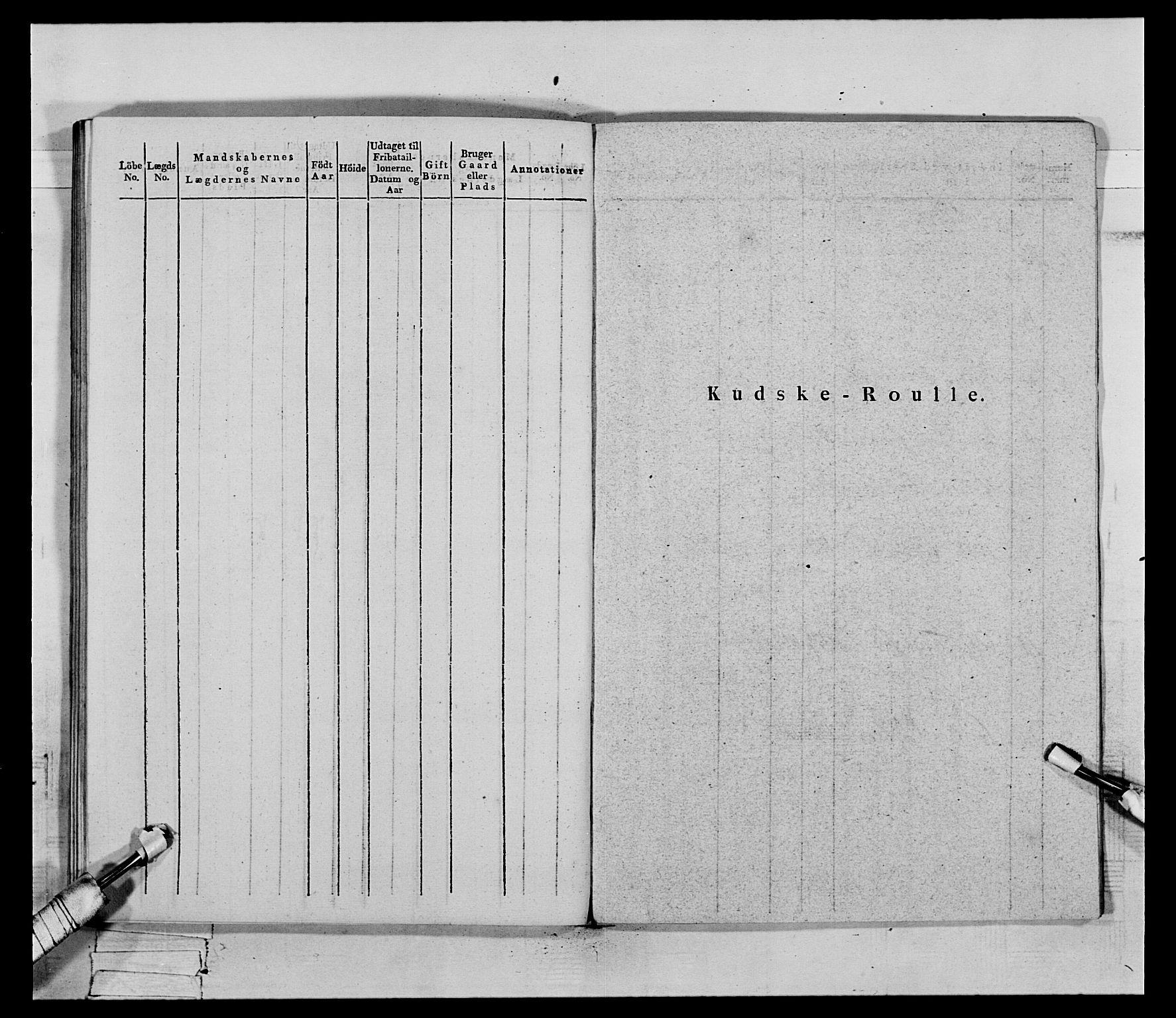 RA, Generalitets- og kommissariatskollegiet, Det kongelige norske kommissariatskollegium, E/Eh/L0069: Opplandske gevorbne infanteriregiment, 1810-1818, s. 607
