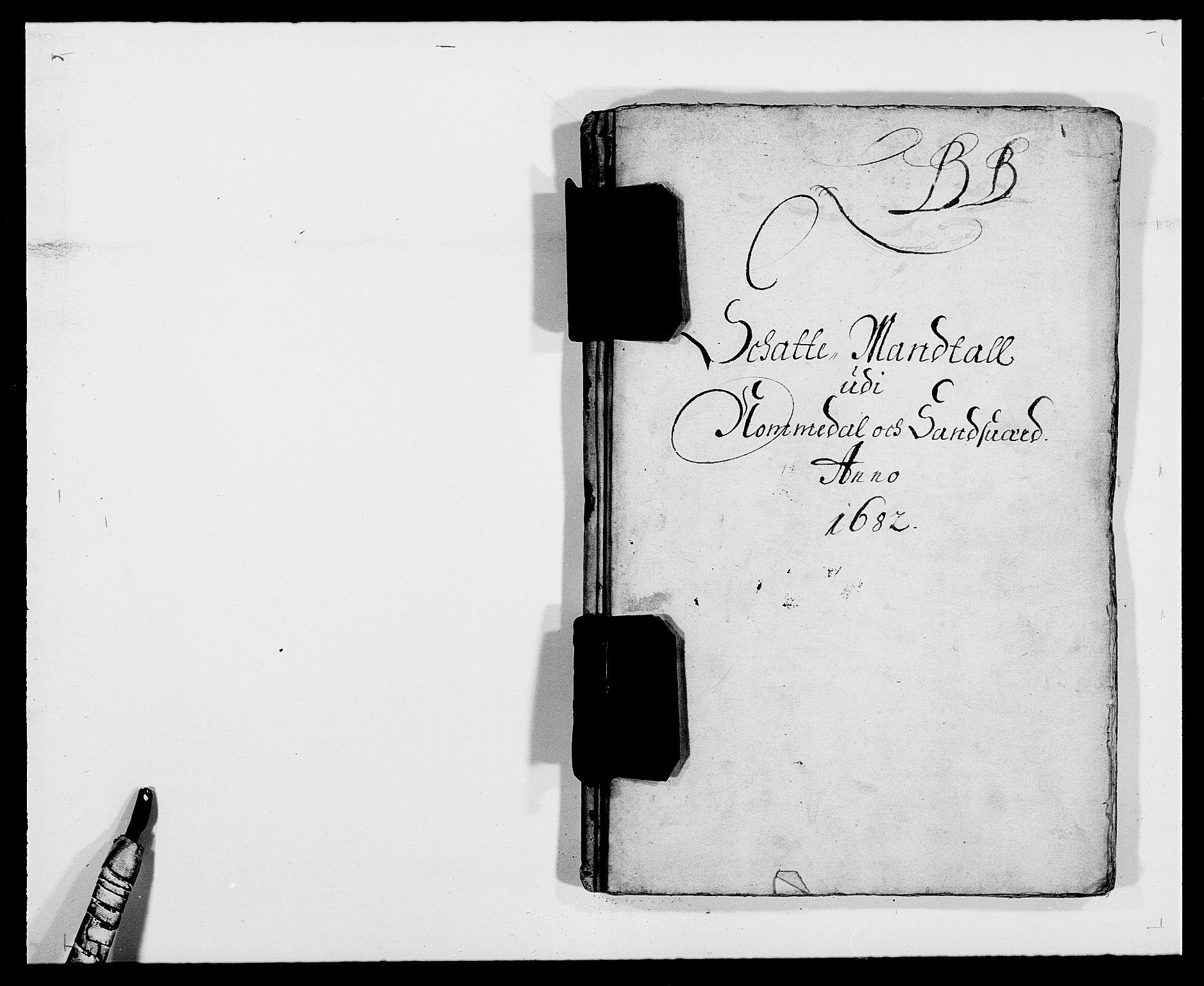 RA, Rentekammeret inntil 1814, Reviderte regnskaper, Fogderegnskap, R24/L1570: Fogderegnskap Numedal og Sandsvær, 1679-1686, s. 8