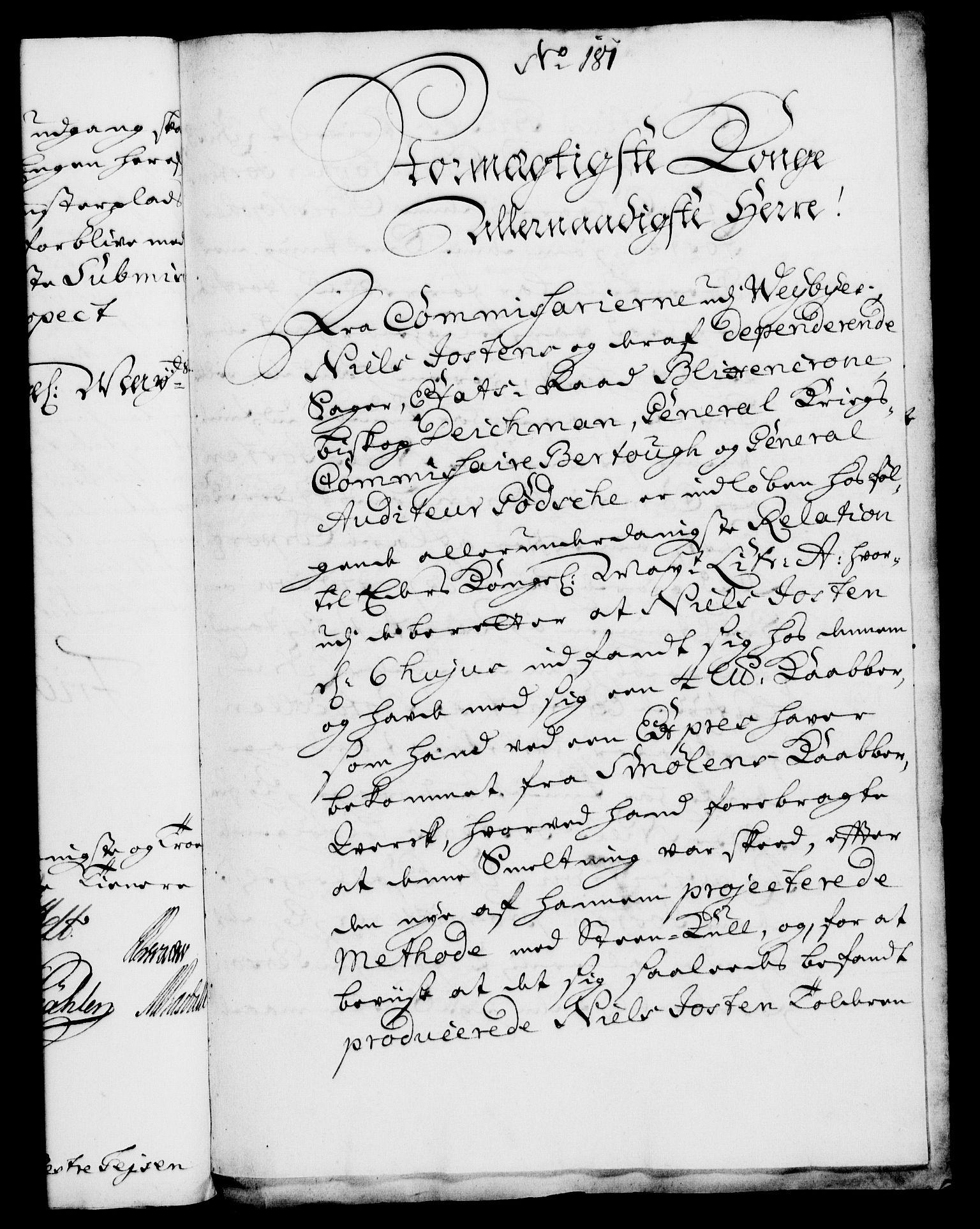 RA, Rentekammeret, Kammerkanselliet, G/Gf/Gfa/L0006: Norsk relasjons- og resolusjonsprotokoll (merket RK 52.6), 1723, s. 1097