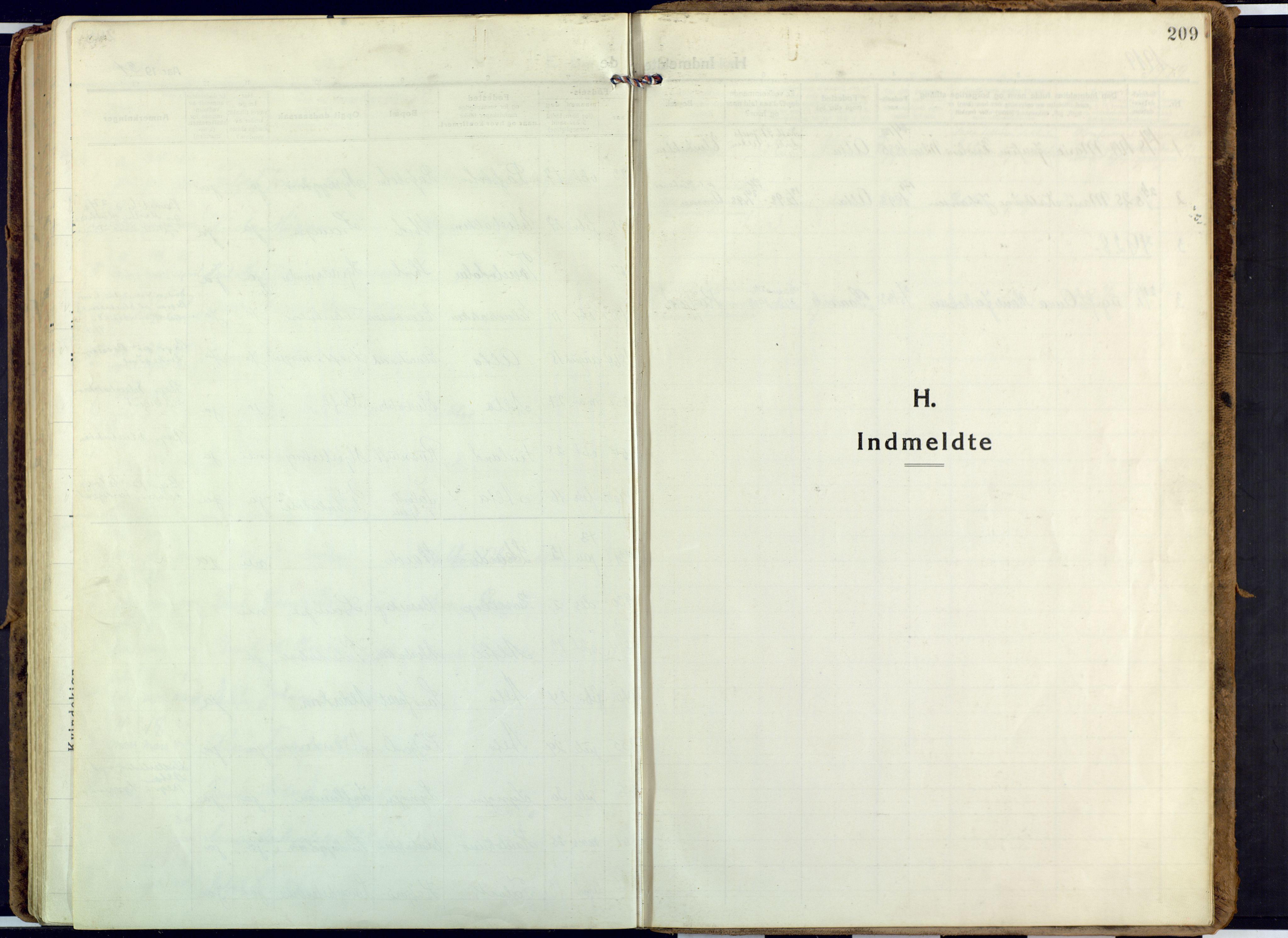 SATØ, Alta sokneprestembete, Ministerialbok nr. 6, 1918-1931, s. 209