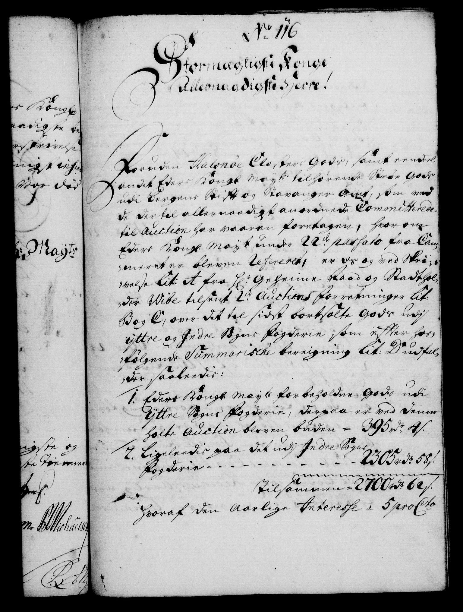 RA, Rentekammeret, Kammerkanselliet, G/Gf/Gfa/L0011: Norsk relasjons- og resolusjonsprotokoll (merket RK 52.11), 1728, s. 800