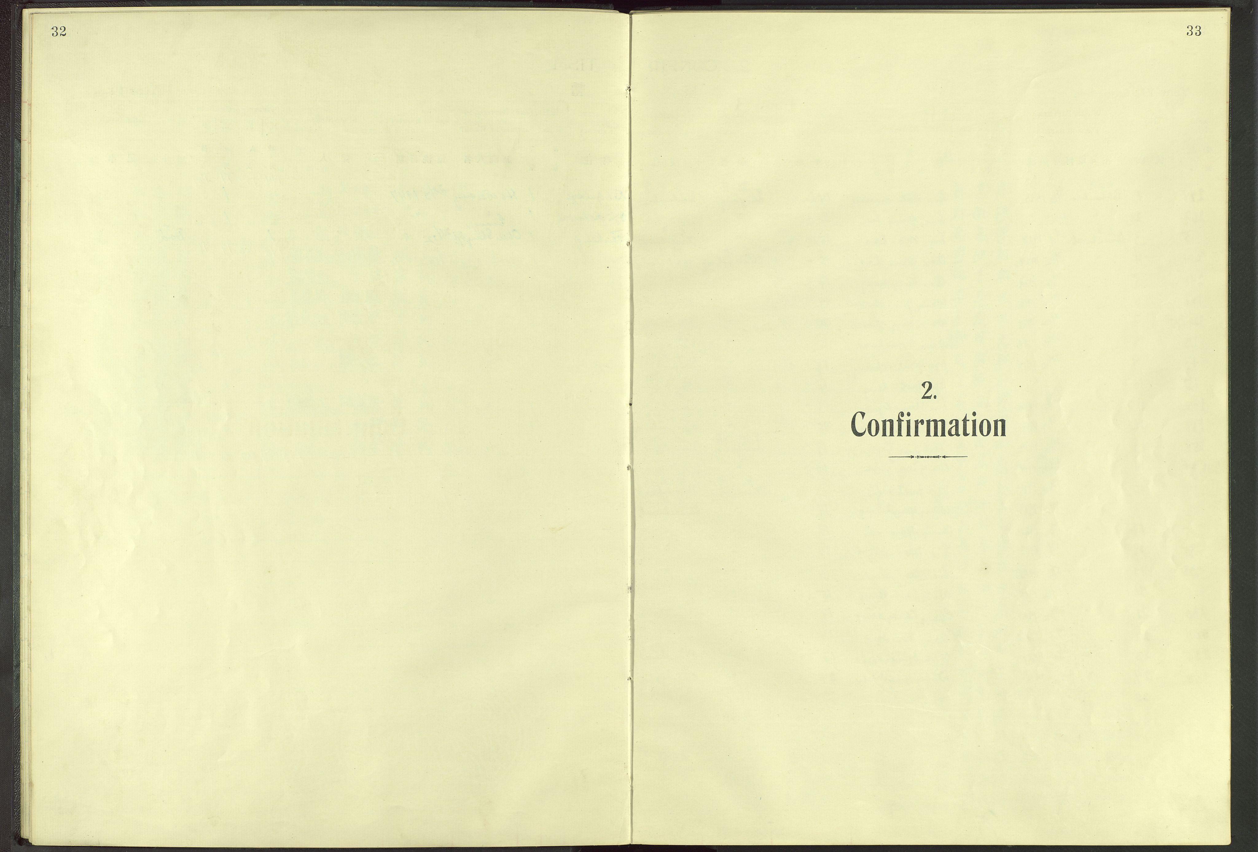 VID, Det Norske Misjonsselskap - utland - Kina (Hunan), Dm/L0006: Ministerialbok nr. 51, 1912-1948, s. 32-33