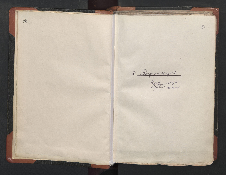 RA, Sogneprestenes manntall 1664-1666, nr. 1: Nedre Borgesyssel prosti, 1664-1666, s. 4-5
