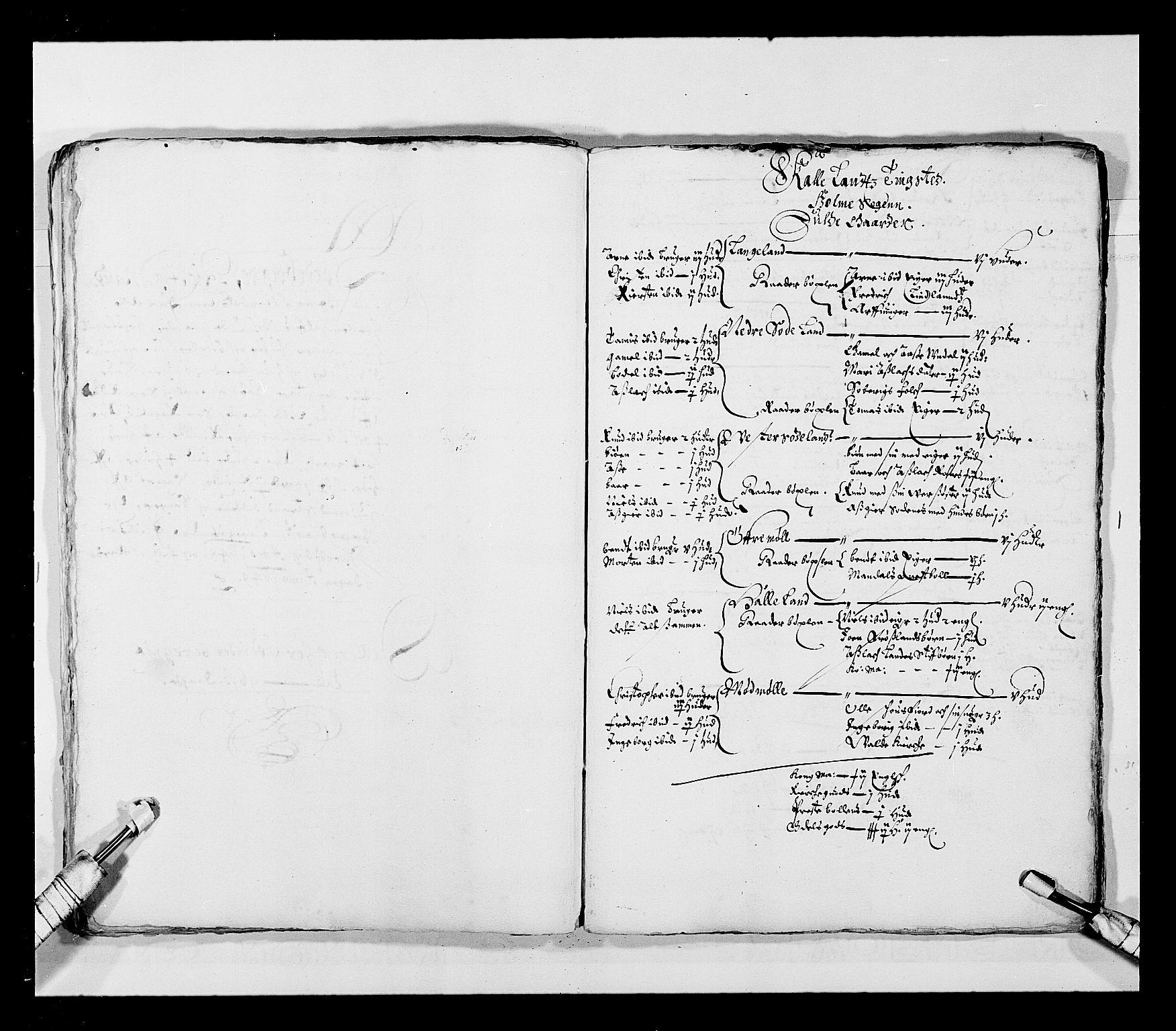 RA, Stattholderembetet 1572-1771, Ek/L0023: Jordebøker 1633-1658:, 1648-1649, s. 52