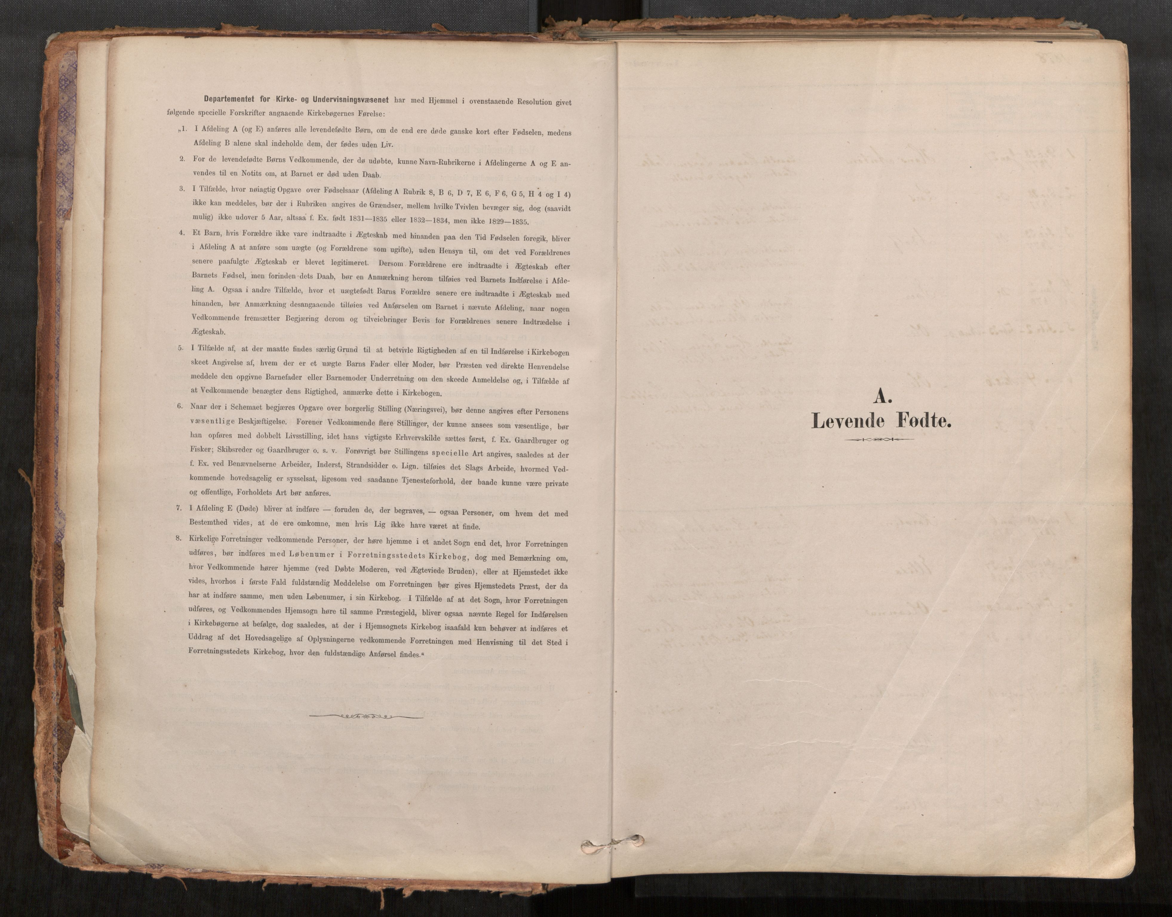 SAT, Grytten sokneprestkontor, Ministerialbok nr. 545A03, 1878-1920