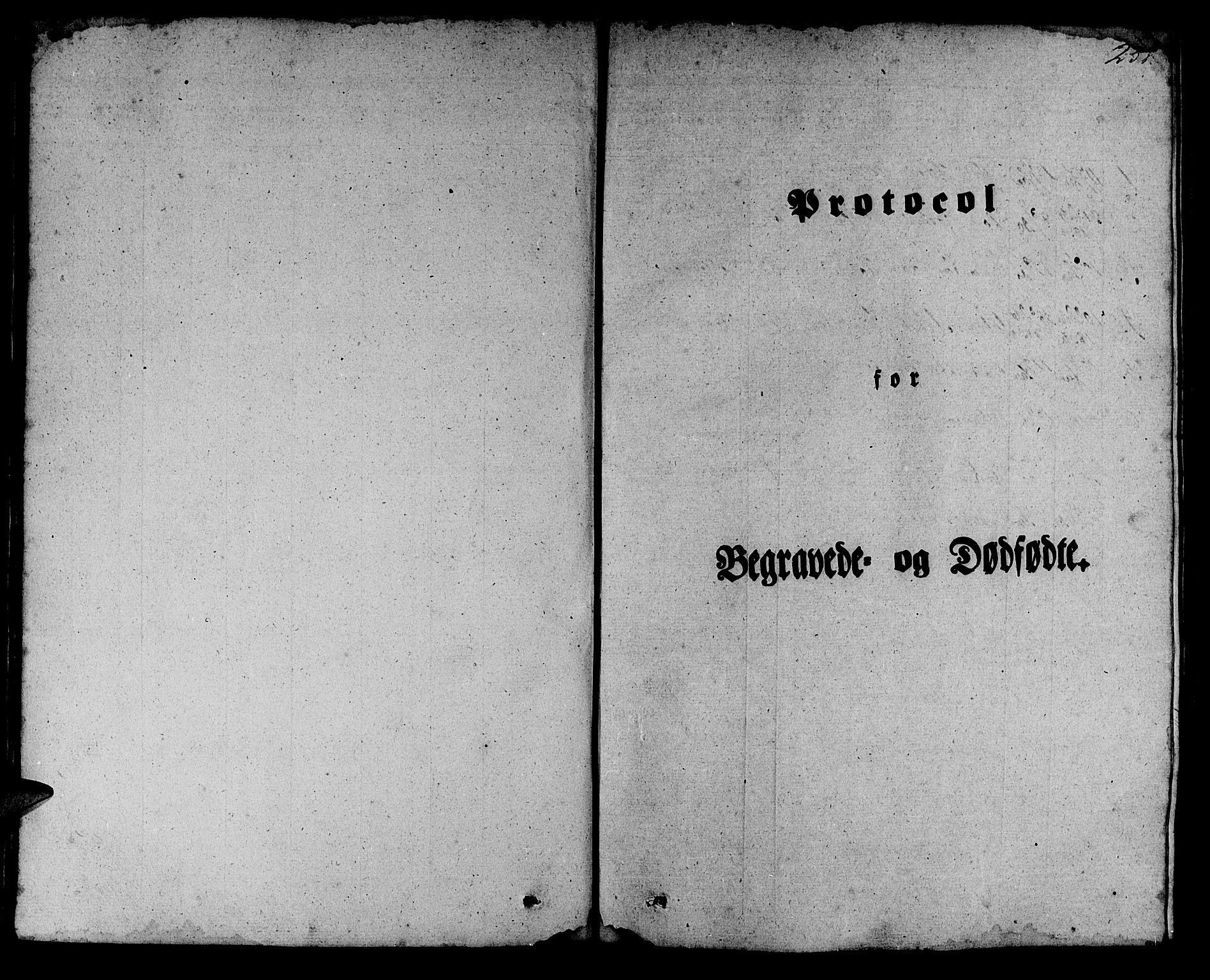 SAB, Manger sokneprestembete, H/Haa: Ministerialbok nr. A 5, 1839-1848, s. 251