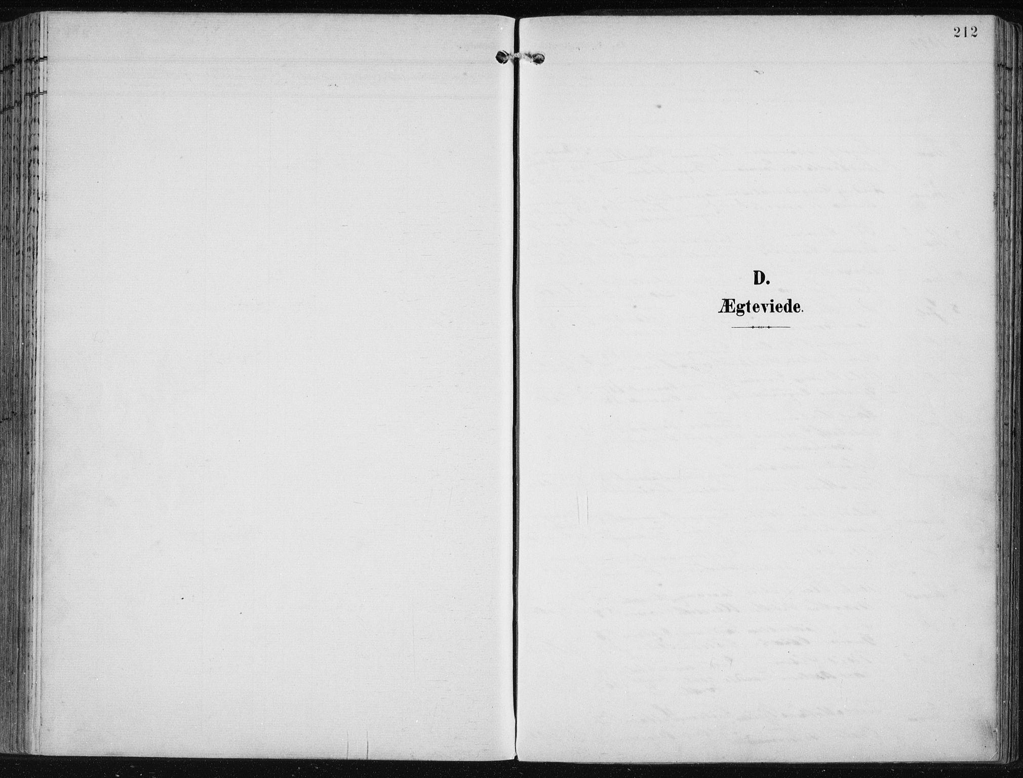 SAB, Fjell sokneprestembete, H/Haa: Ministerialbok nr. A  9, 1899-1910, s. 212