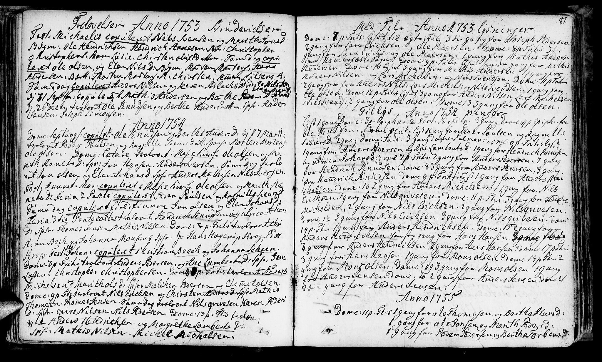 SATØ, Talvik sokneprestkontor, H/Ha/L0004kirke: Ministerialbok nr. 4, 1752-1772, s. 81