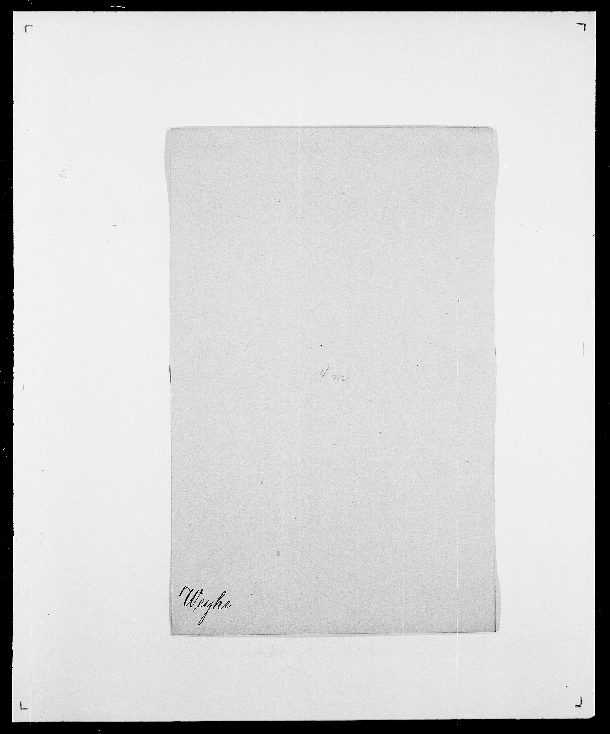 SAO, Delgobe, Charles Antoine - samling, D/Da/L0041: Vemmestad - Viker, s. 368