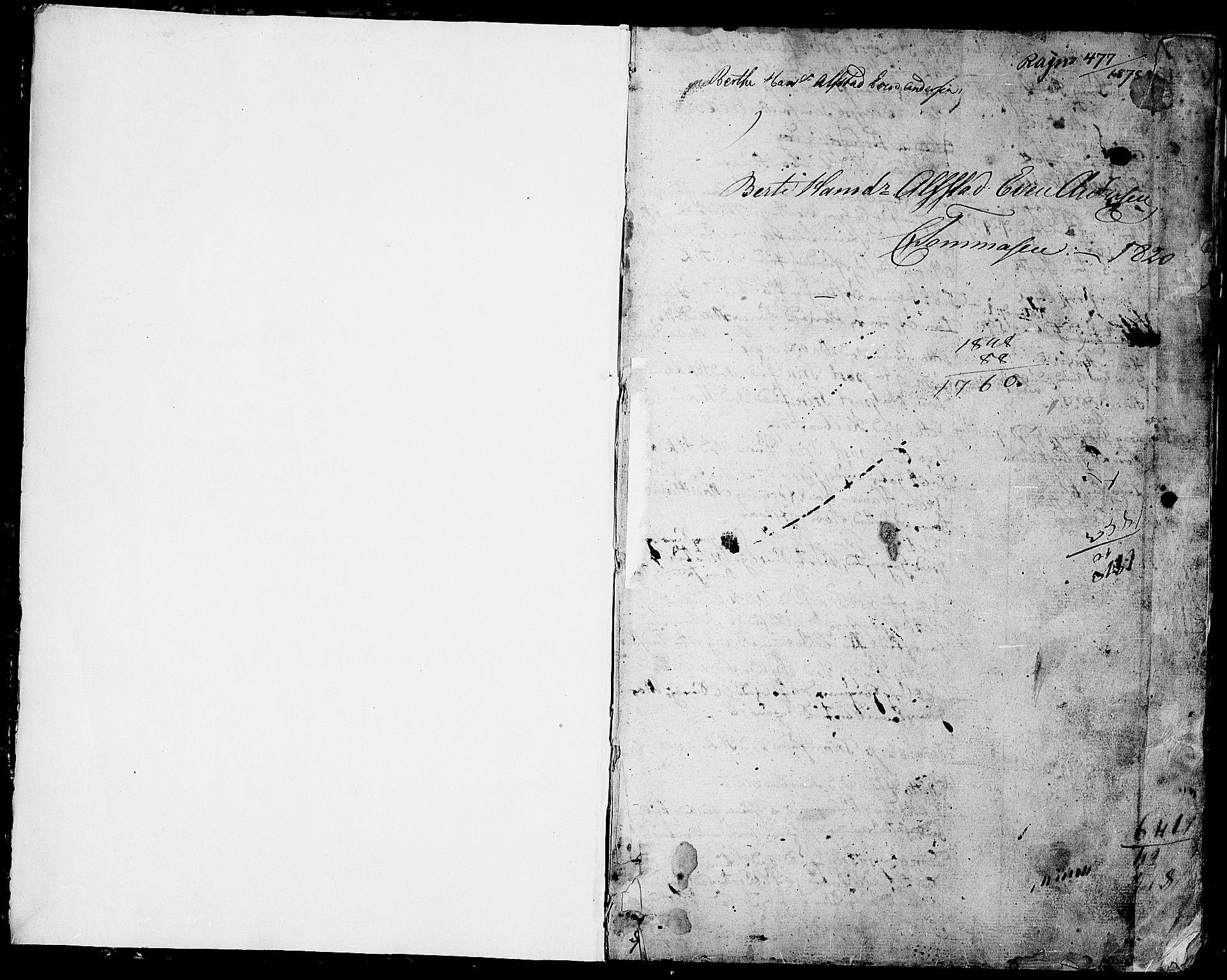 SAH, Toten prestekontor, Ministerialbok nr. 4, 1751-1761