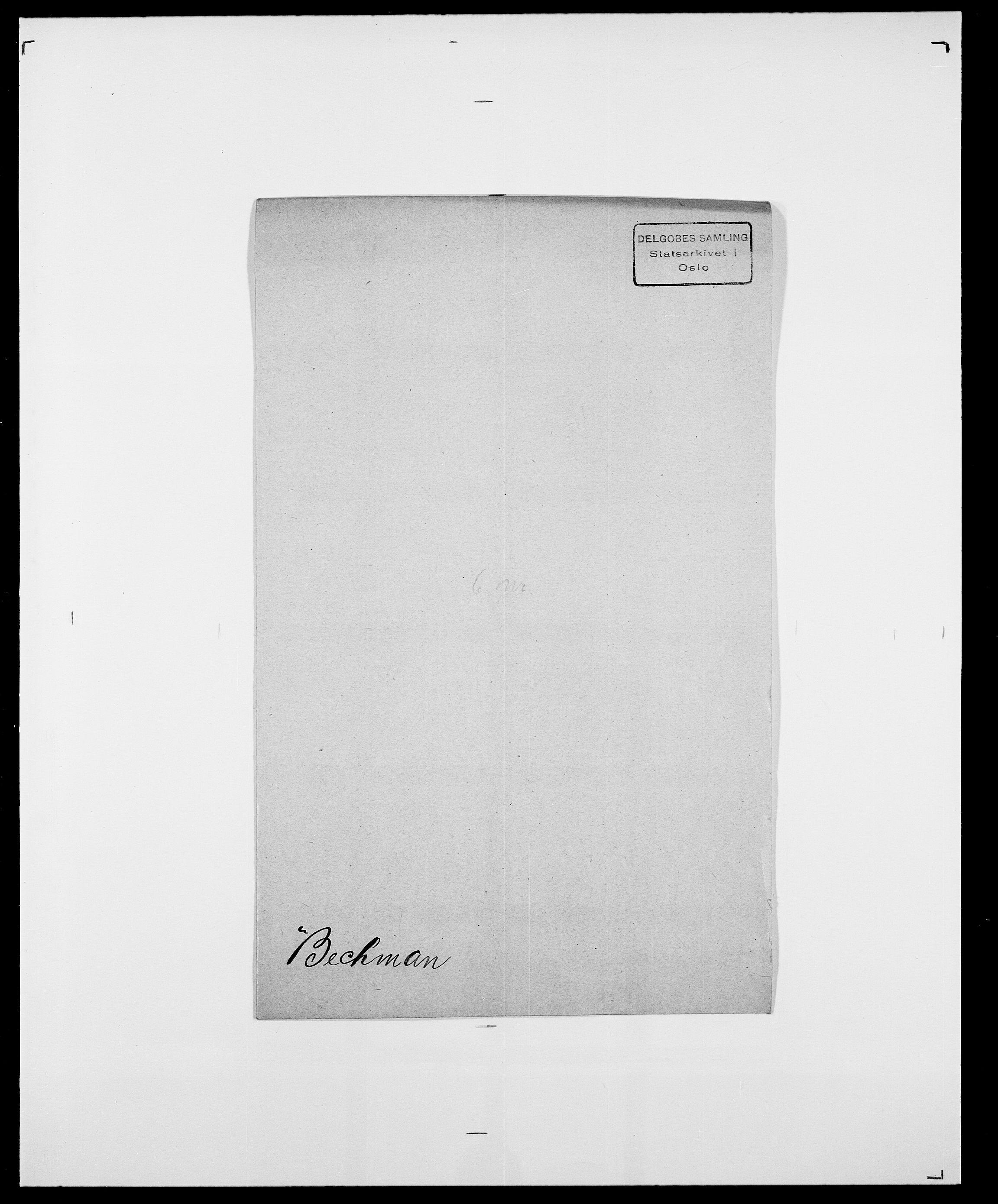 SAO, Delgobe, Charles Antoine - samling, D/Da/L0003: Barca - Bergen, s. 604