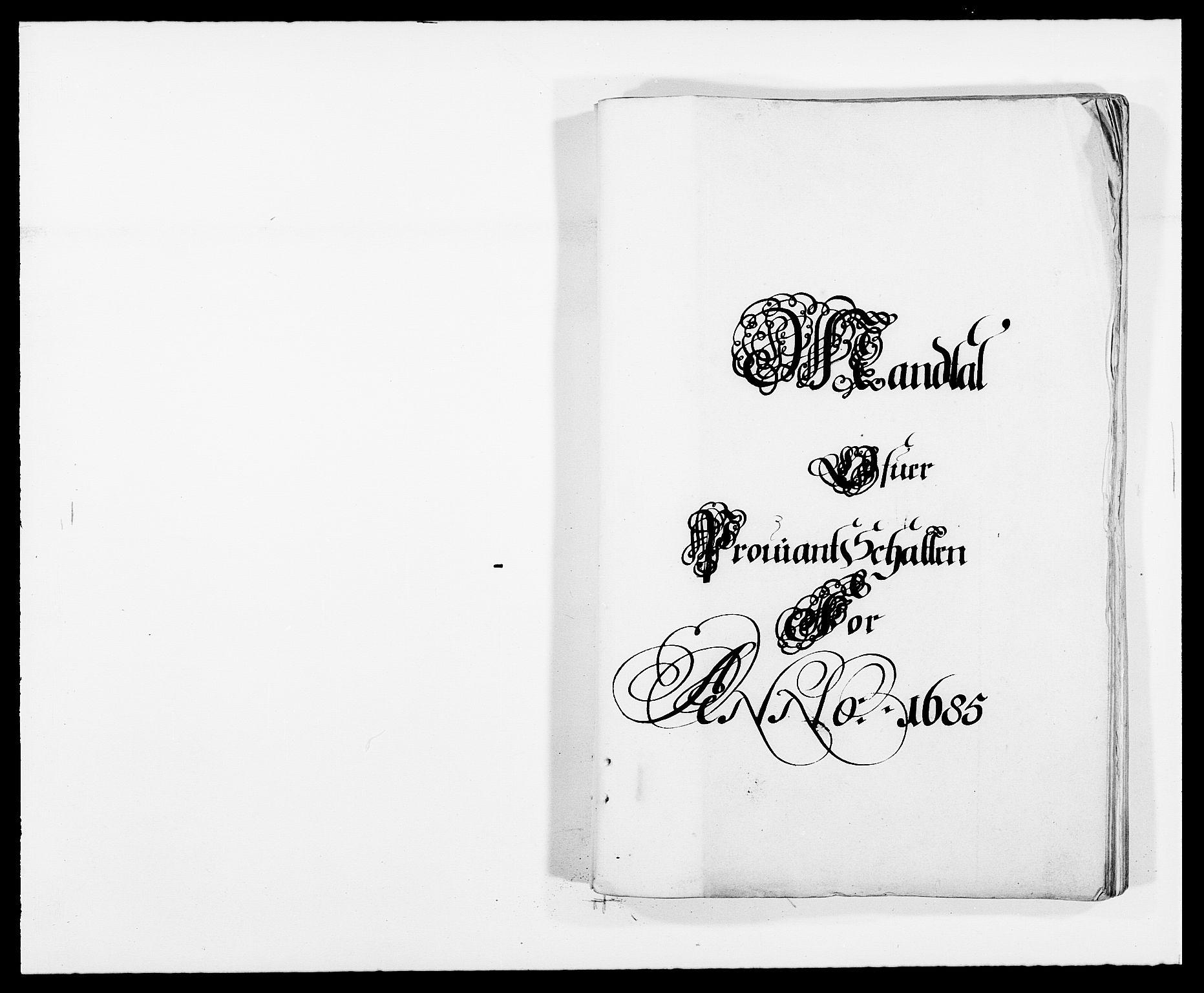 RA, Rentekammeret inntil 1814, Reviderte regnskaper, Fogderegnskap, R32/L1856: Fogderegnskap Jarlsberg grevskap, 1685, s. 90