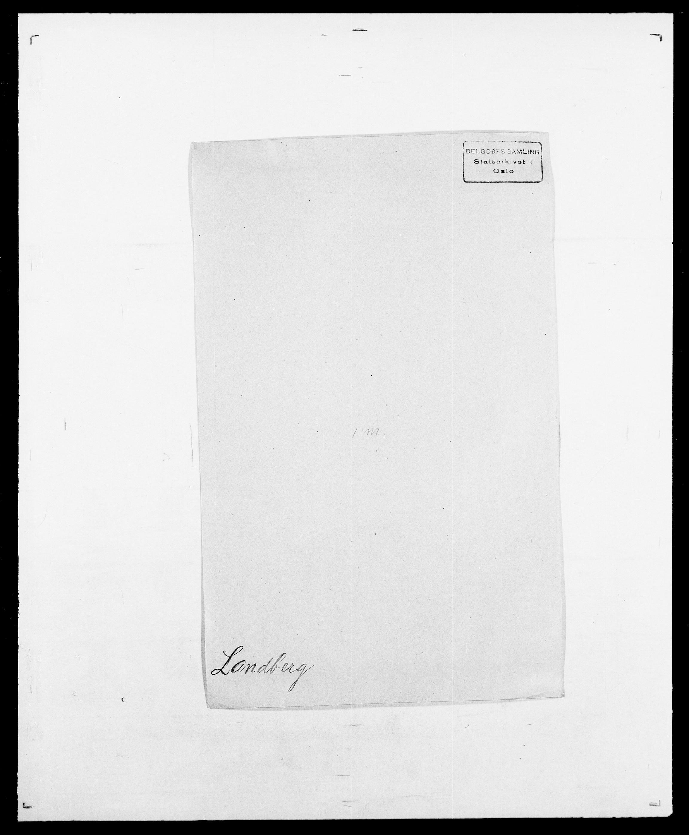 SAO, Delgobe, Charles Antoine - samling, D/Da/L0022: Krog - Lasteen, s. 500