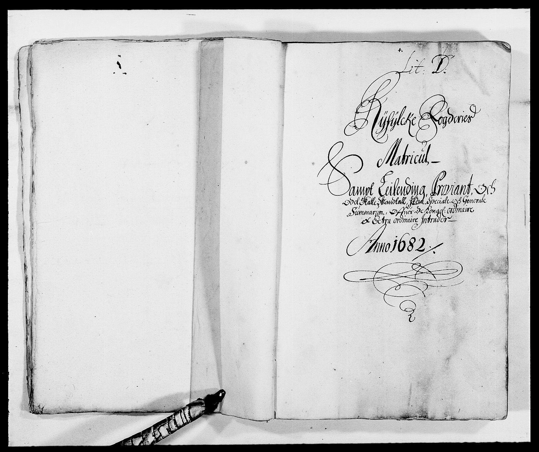 RA, Rentekammeret inntil 1814, Reviderte regnskaper, Fogderegnskap, R47/L2853: Fogderegnskap Ryfylke, 1682-1683, s. 74
