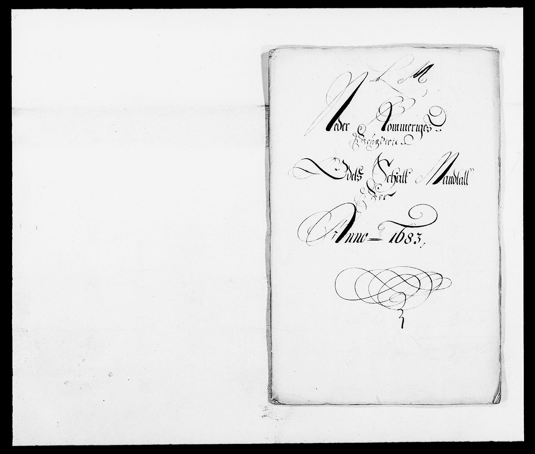 RA, Rentekammeret inntil 1814, Reviderte regnskaper, Fogderegnskap, R11/L0571: Fogderegnskap Nedre Romerike, 1683-1685, s. 84