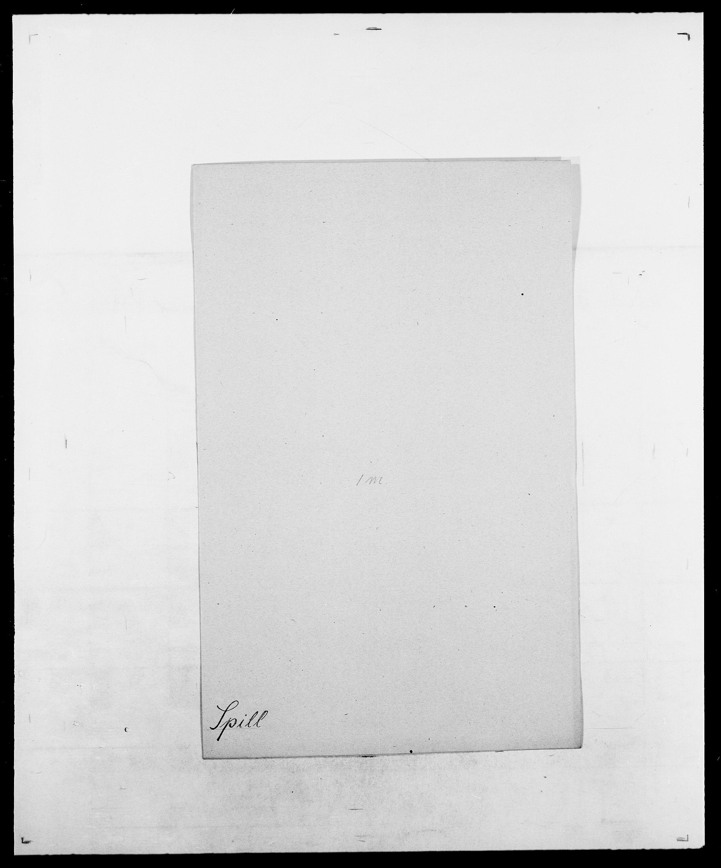 SAO, Delgobe, Charles Antoine - samling, D/Da/L0036: Skaanør - Staverskov, s. 554