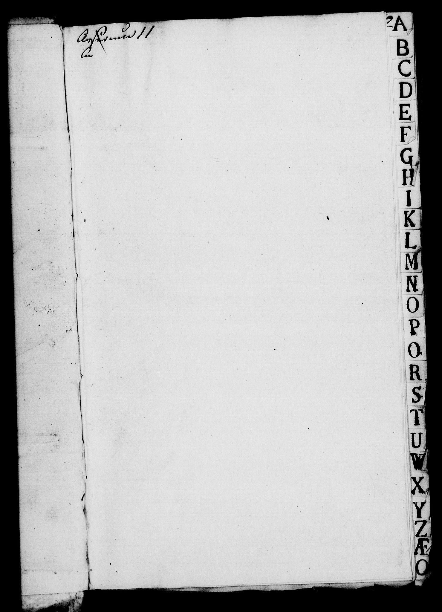 RA, Rentekammeret, Kammerkanselliet, G/Gf/Gfa/L0093: Norsk relasjons- og resolusjonsprotokoll (merket RK 52.93), 1811, s. 3