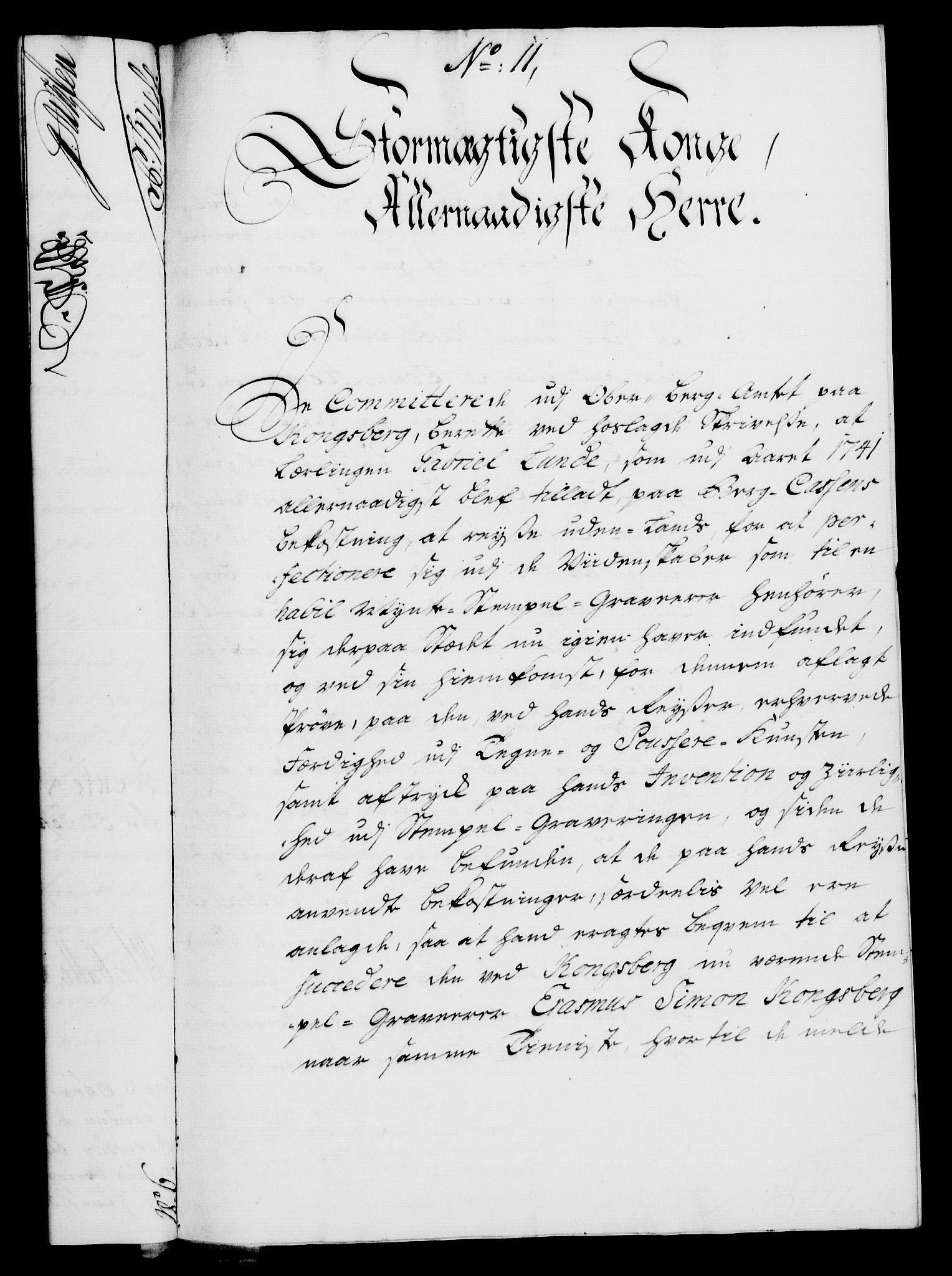 RA, Rentekammeret, Kammerkanselliet, G/Gf/Gfa/L0029: Norsk relasjons- og resolusjonsprotokoll (merket RK 52.29), 1746-1747, s. 83