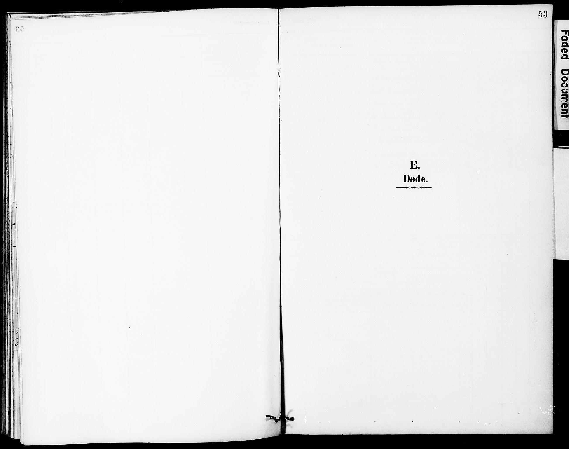 SAT, Ministerialprotokoller, klokkerbøker og fødselsregistre - Sør-Trøndelag, 683/L0948: Ministerialbok nr. 683A01, 1891-1902, s. 53