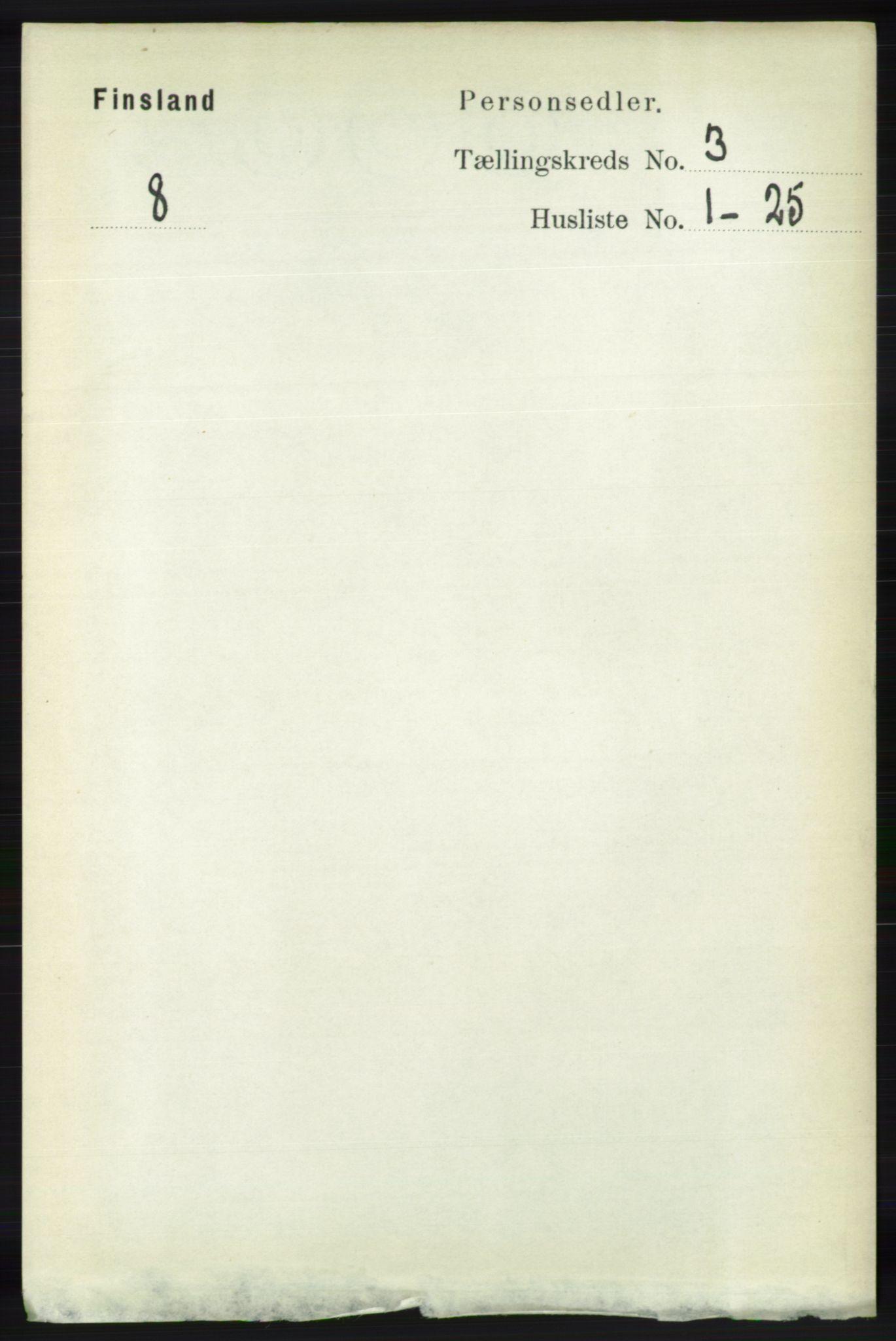 RA, Folketelling 1891 for 1023 Finsland herred, 1891, s. 771