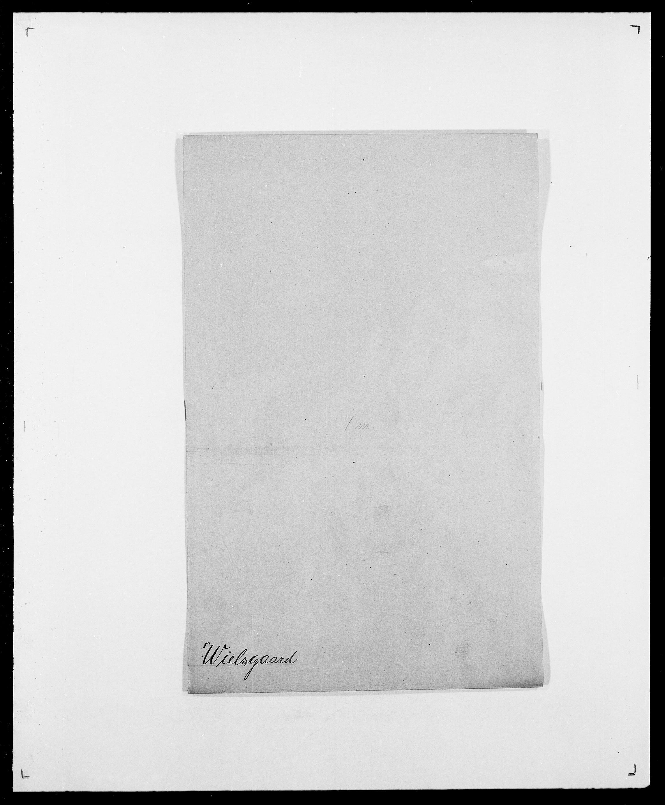 SAO, Delgobe, Charles Antoine - samling, D/Da/L0041: Vemmestad - Viker, s. 495