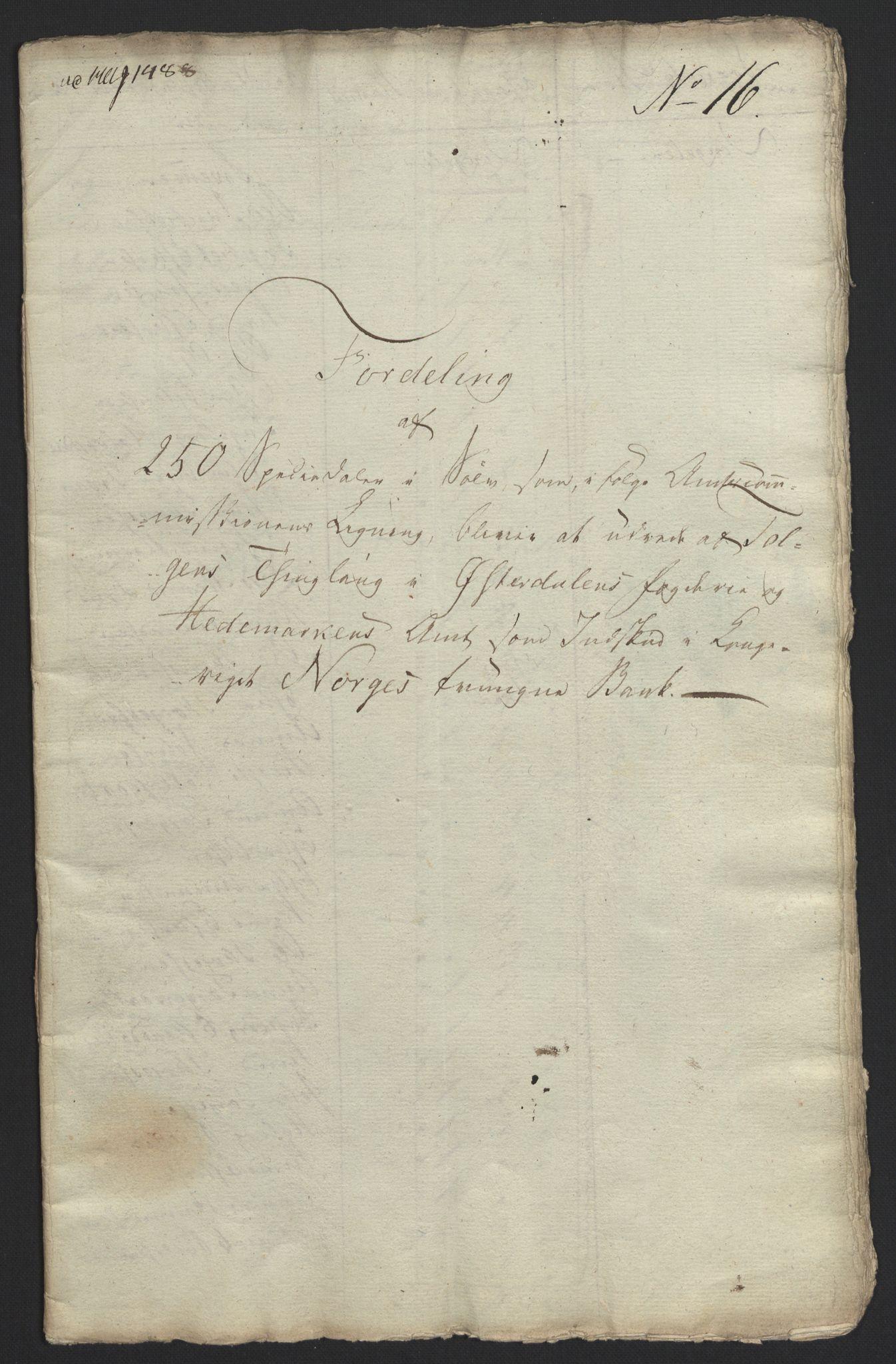 NOBA, Norges Bank/Sølvskatten 1816*, 1816, s. 27