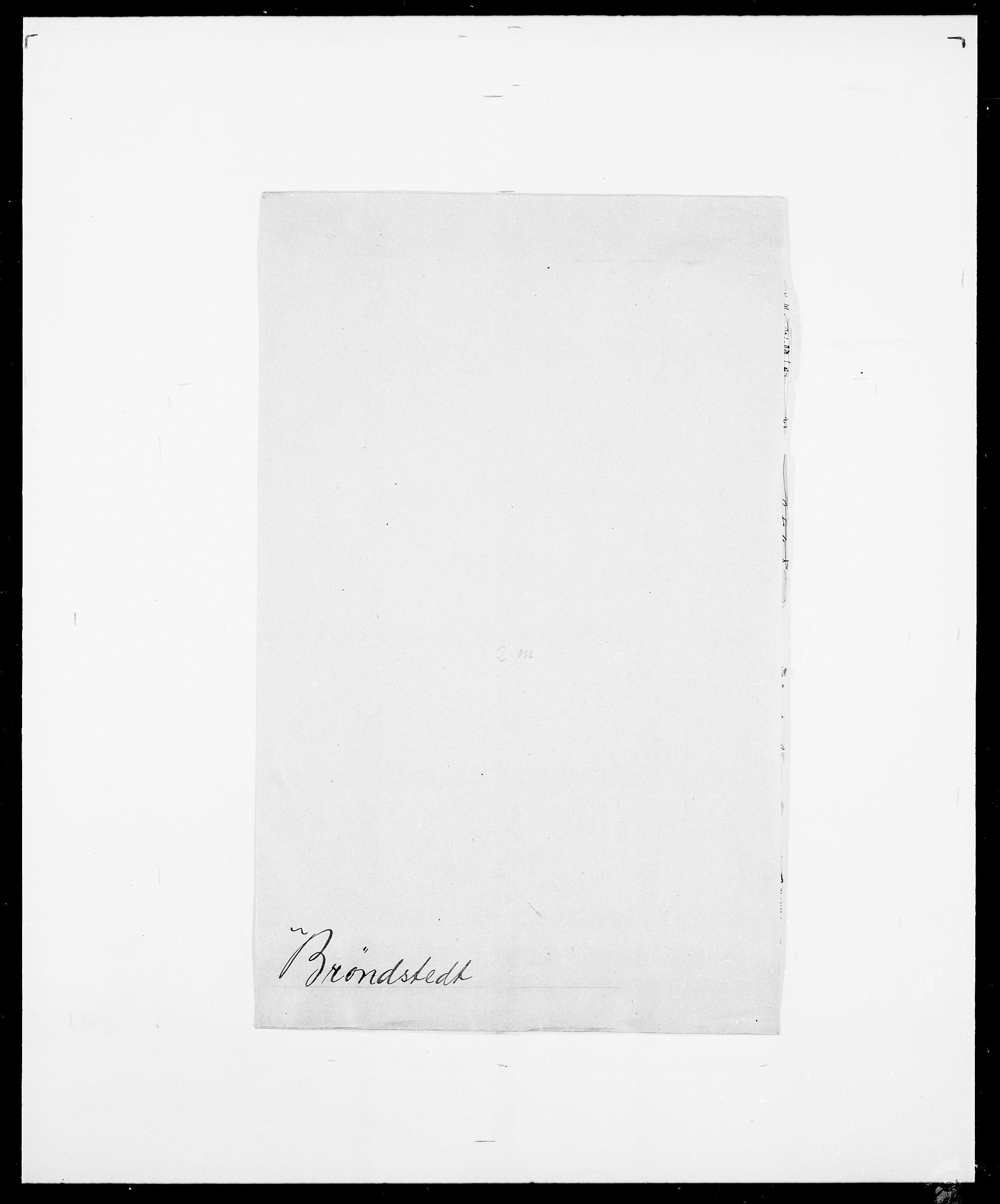 SAO, Delgobe, Charles Antoine - samling, D/Da/L0006: Brambani - Brønø, s. 966