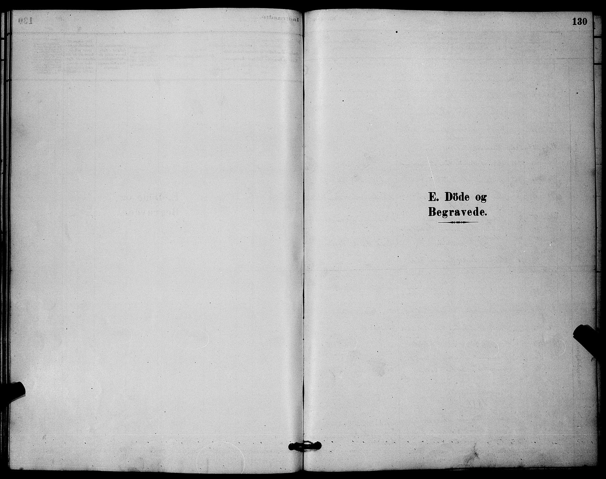 SAKO, Solum kirkebøker, G/Gb/L0003: Klokkerbok nr. II 3, 1880-1898, s. 130