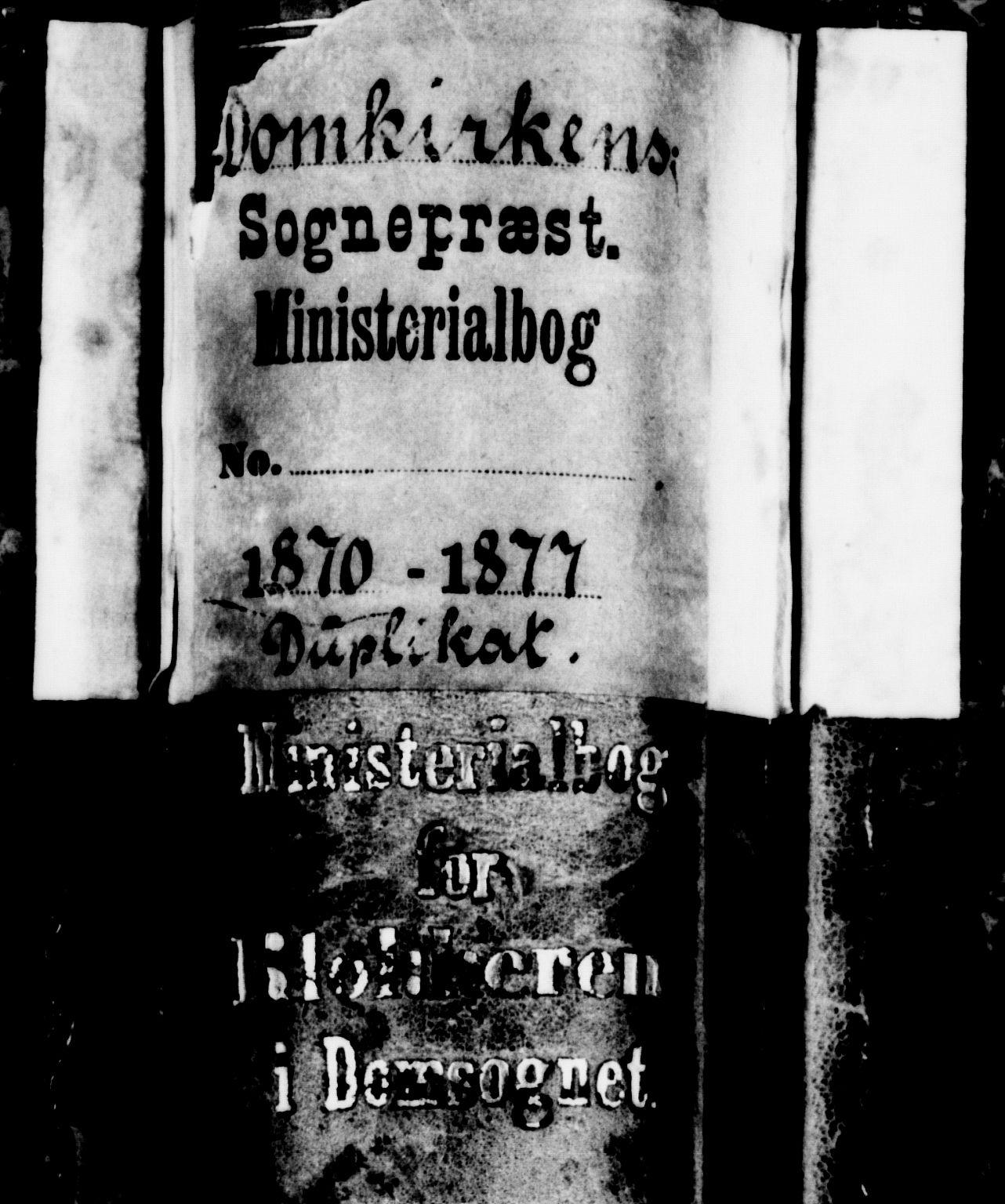 SAT, Ministerialprotokoller, klokkerbøker og fødselsregistre - Sør-Trøndelag, 601/L0088: Klokkerbok nr. 601C06, 1870-1878