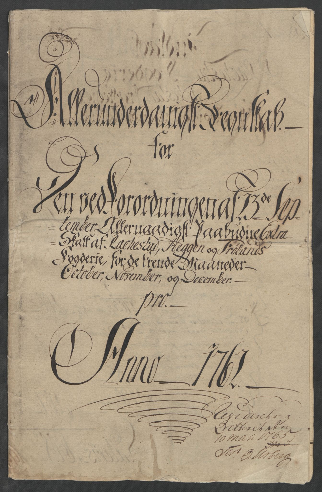 RA, Rentekammeret inntil 1814, Reviderte regnskaper, Fogderegnskap, R07/L0413: Ekstraskatten Rakkestad, Heggen og Frøland, 1762-1772, s. 4