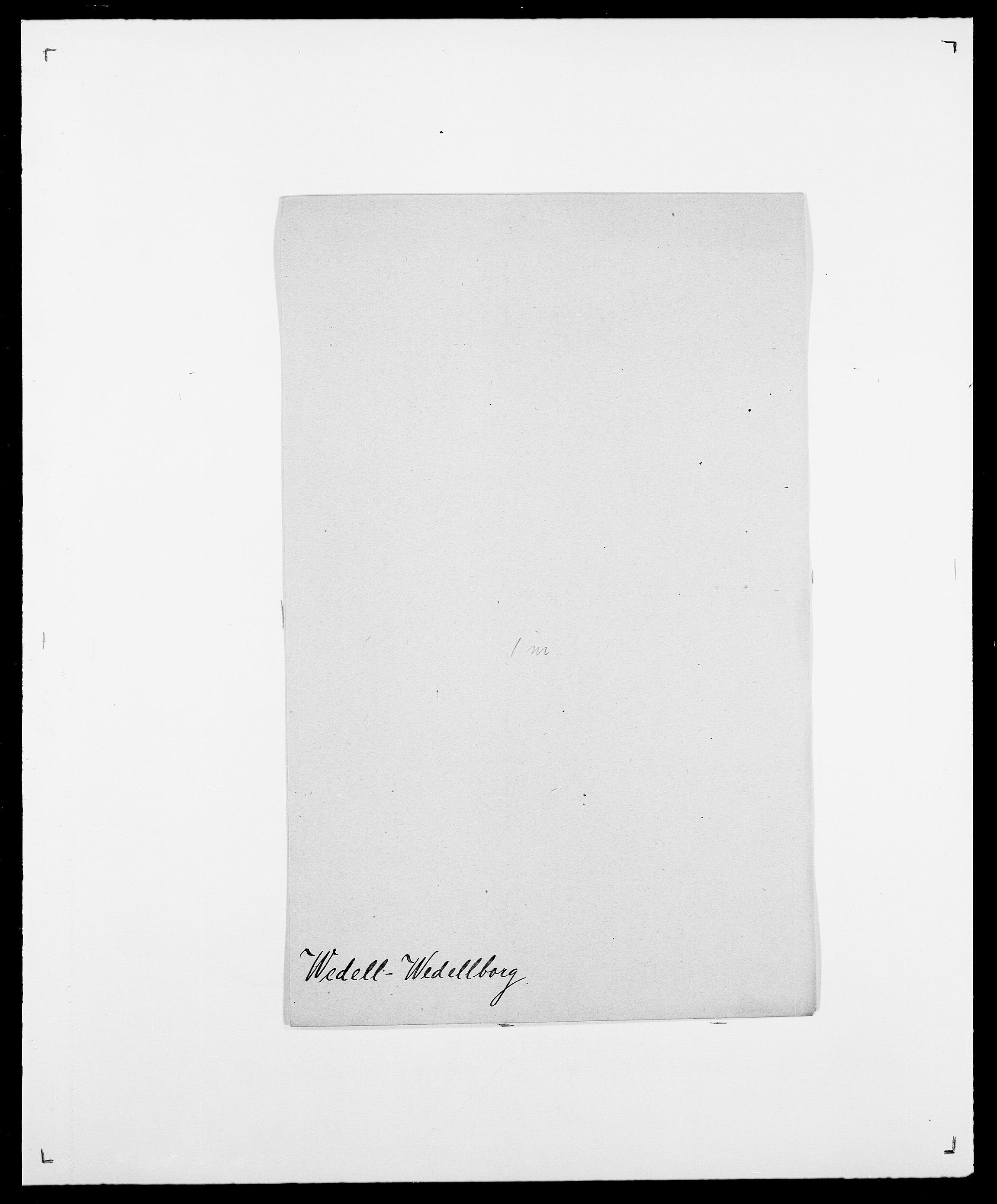 SAO, Delgobe, Charles Antoine - samling, D/Da/L0040: Usgaard - Velund, s. 469