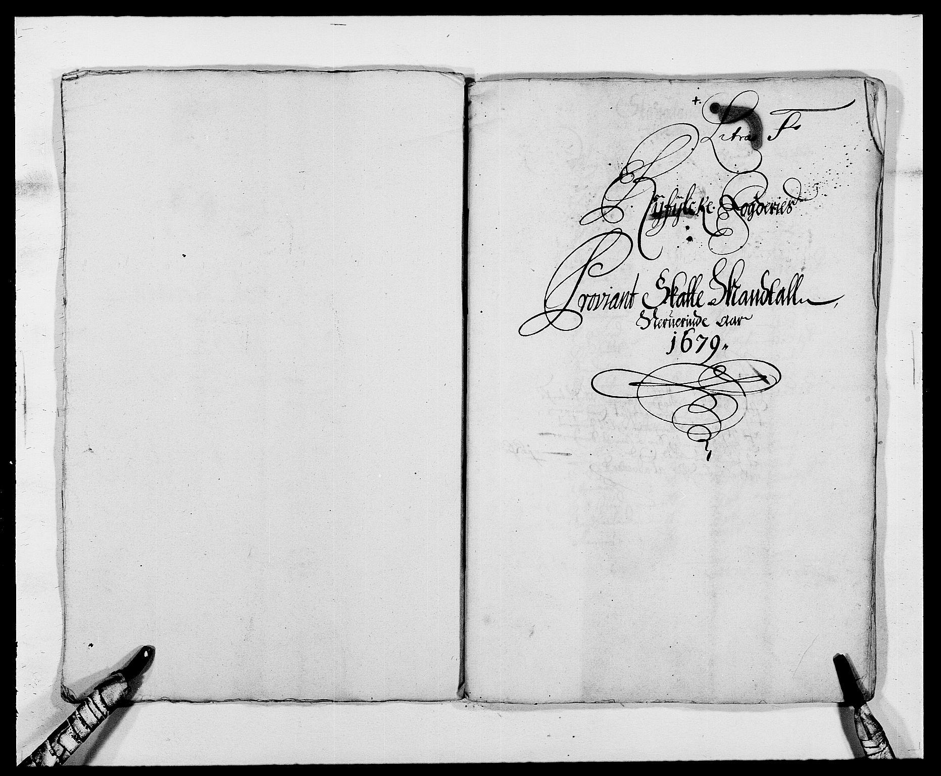 RA, Rentekammeret inntil 1814, Reviderte regnskaper, Fogderegnskap, R47/L2849: Fogderegnskap Ryfylke, 1679, s. 146