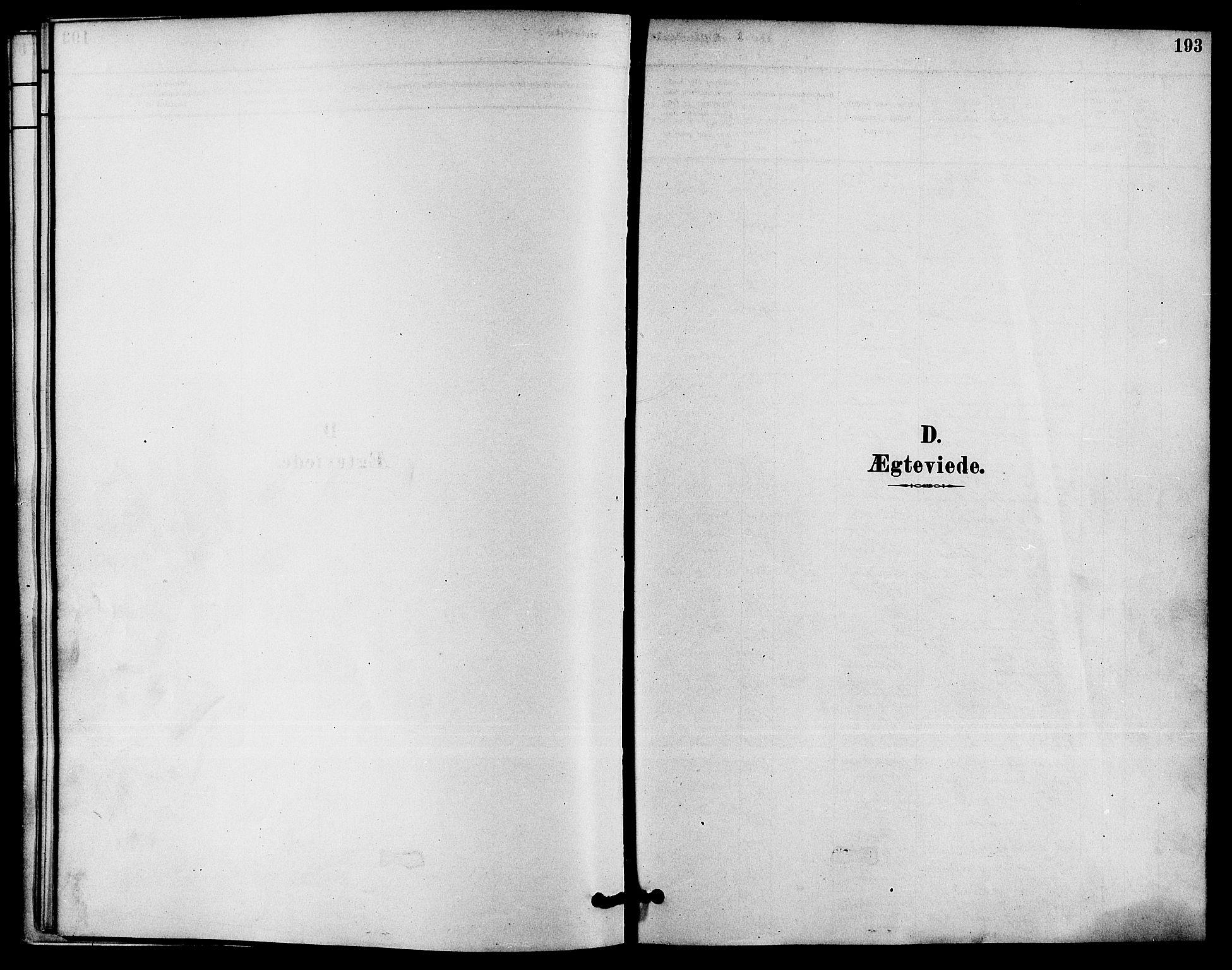 SAKO, Solum kirkebøker, F/Fa/L0009: Ministerialbok nr. I 9, 1877-1887, s. 193