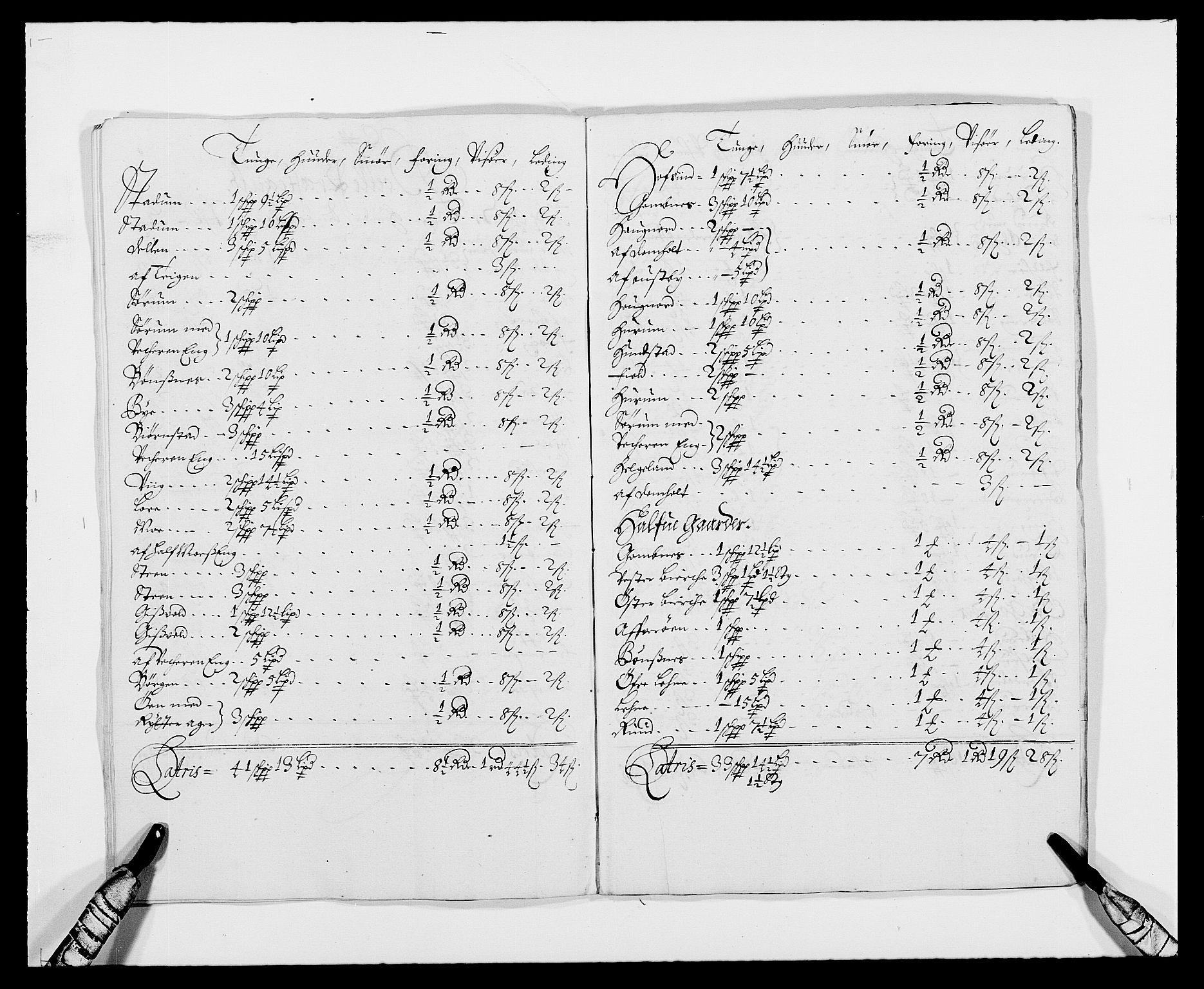 RA, Rentekammeret inntil 1814, Reviderte regnskaper, Fogderegnskap, R21/L1446: Fogderegnskap Ringerike og Hallingdal, 1683-1686, s. 433