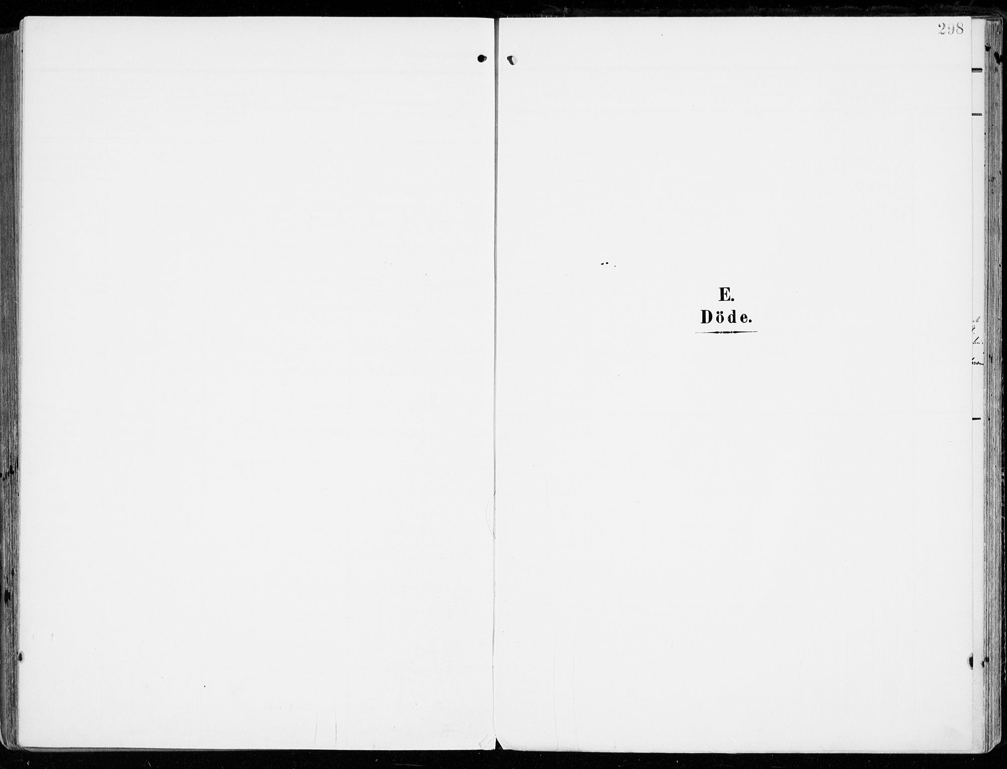 SAKO, Tjølling kirkebøker, F/Fa/L0010: Ministerialbok nr. 10, 1906-1923, s. 298